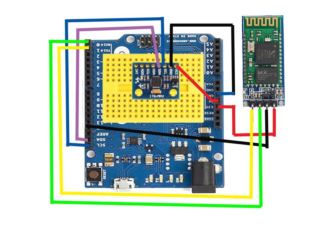 Vr skateboard with arduino and google cardboard hackaday