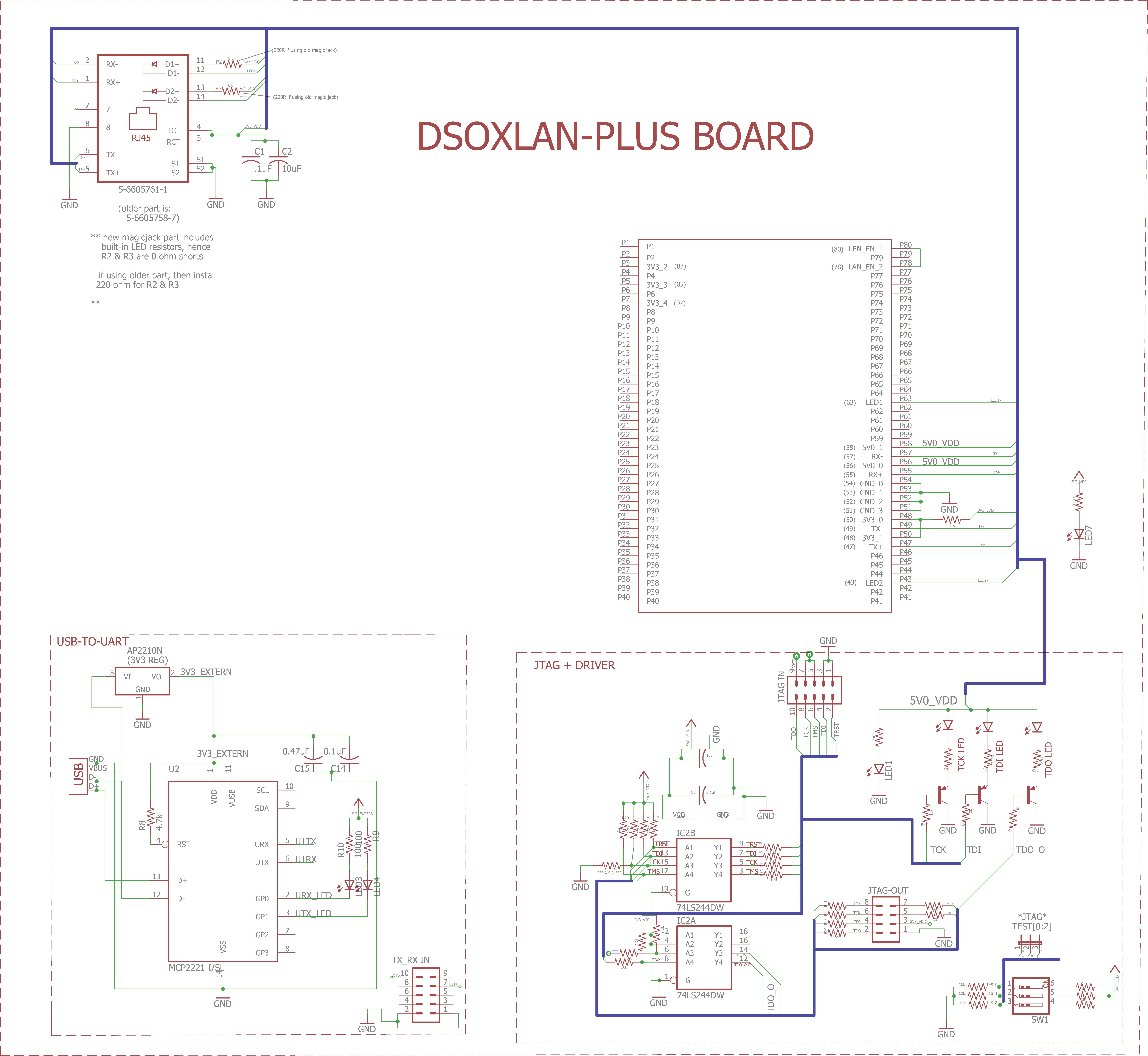 Gallery Dsoxlan Plus Magic Jack Wiring Diagram