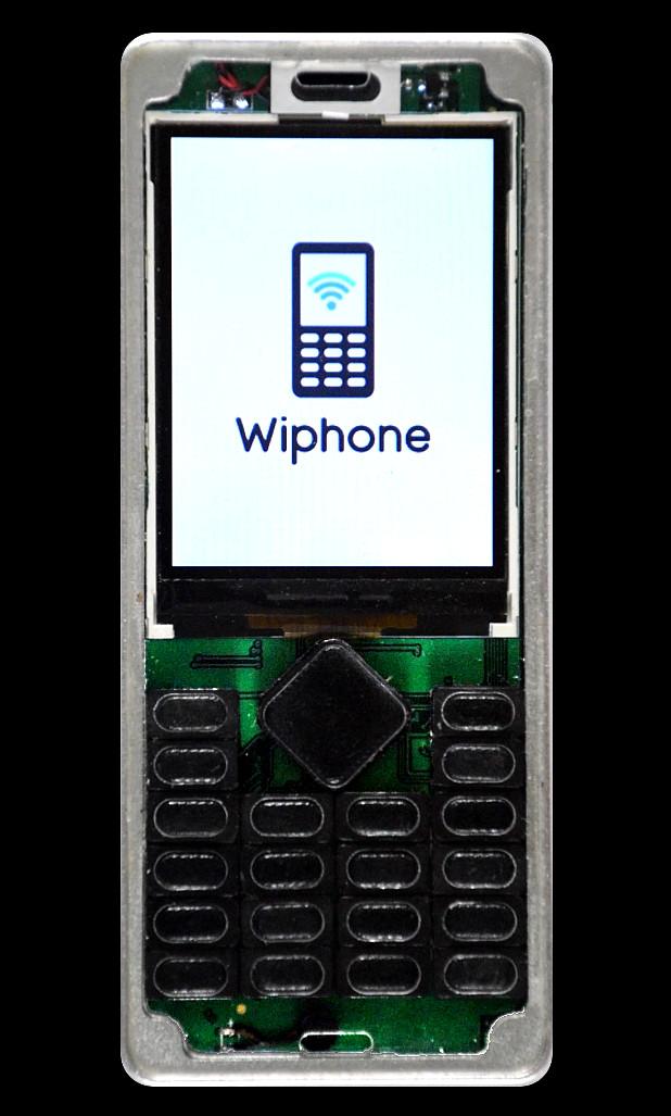 ESP32 WiPhone | Hackaday io