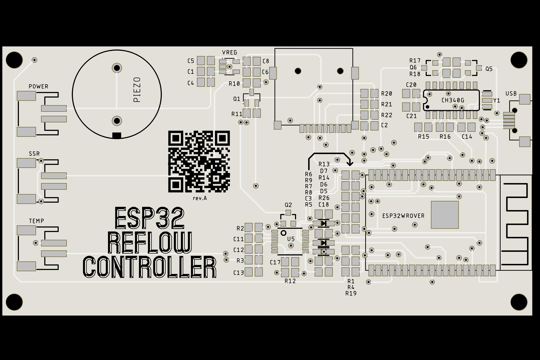 ESP32 Reflow Oven | Hackaday io