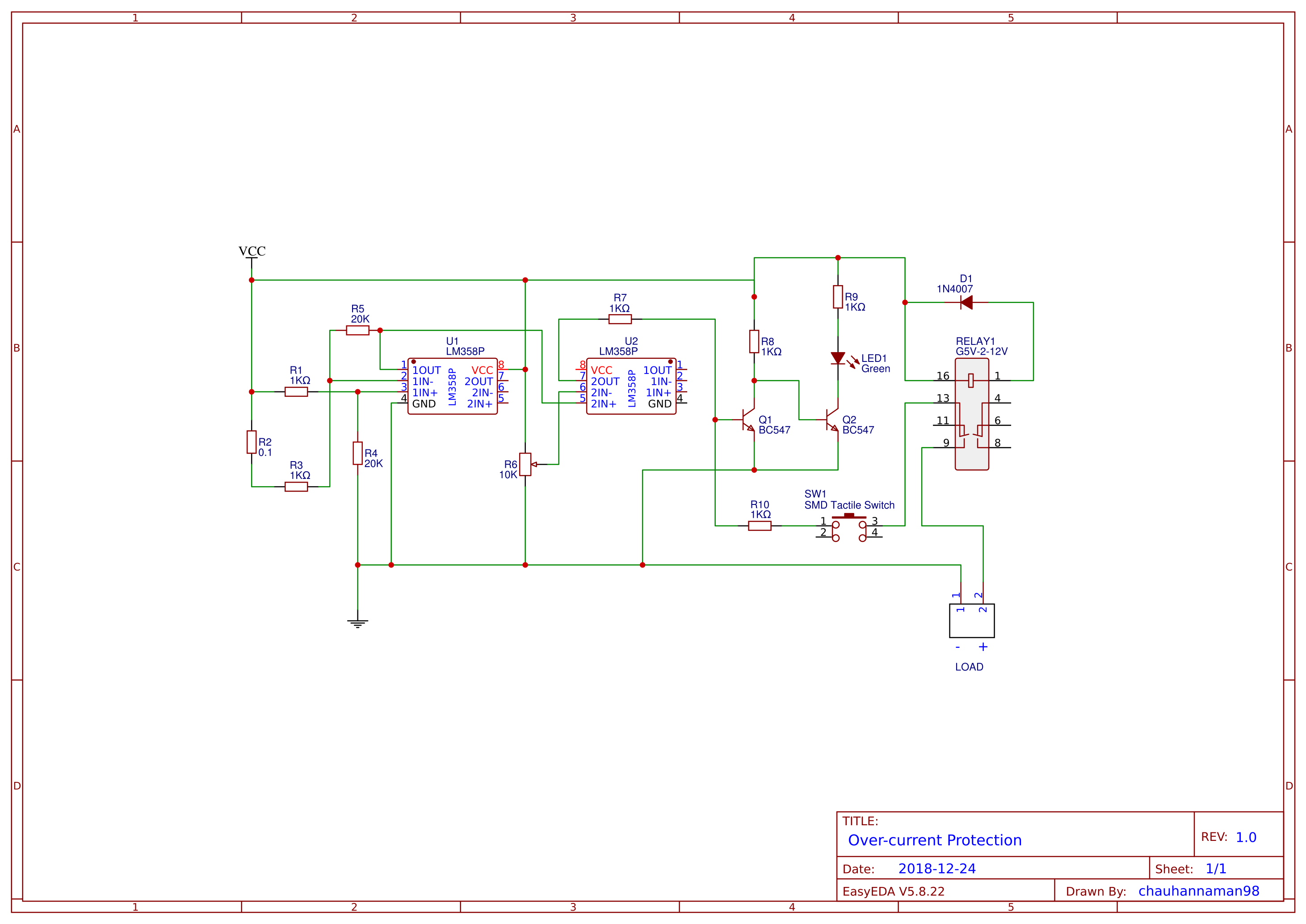 Circuit Below Uses A Low Cost Opamp To Add A Precise Current Limit