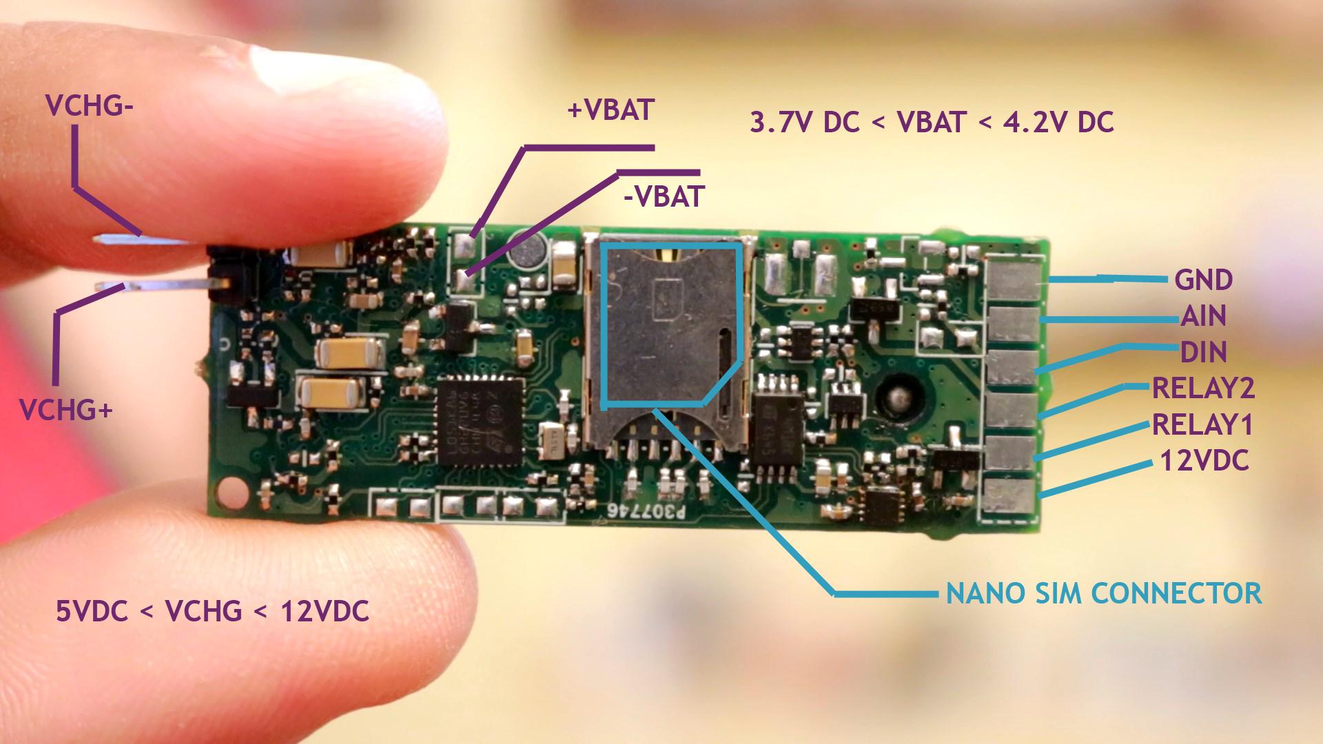 VALTRACK-V2 GPS Tracker   Hackaday io