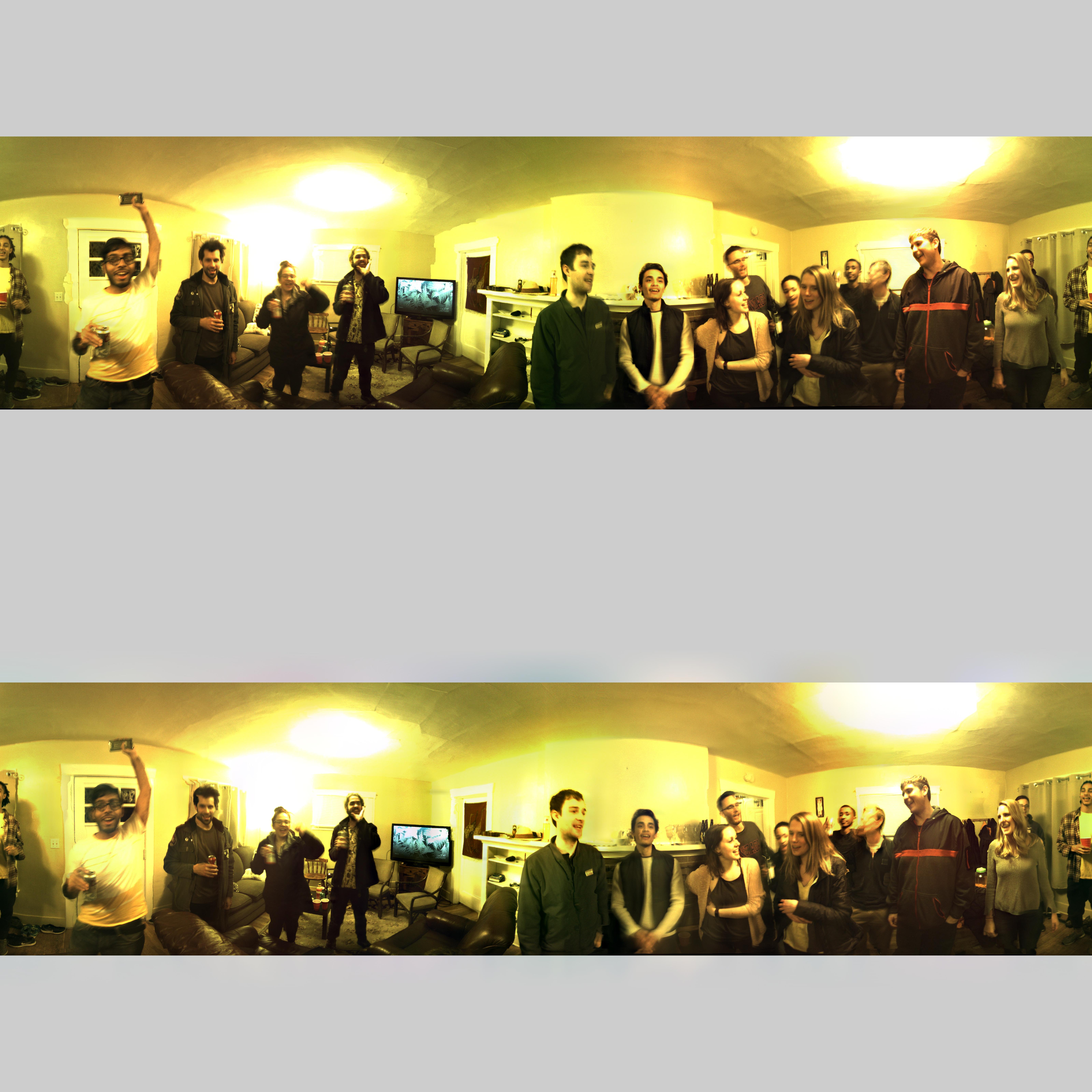 VR Camera: FPGA Stereoscopic 3D 360 Camera   Hackaday io