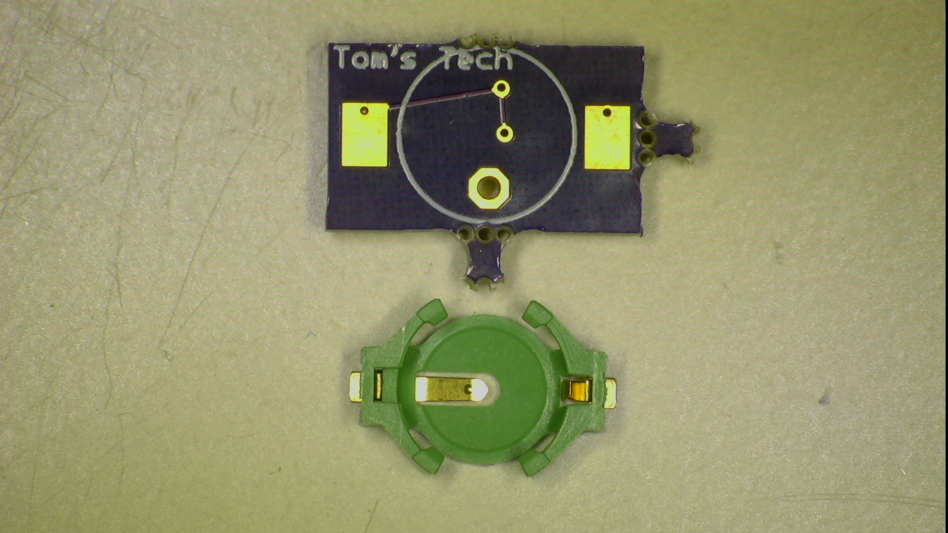 Gallery Tiny Low Tech Tracking Transmitter