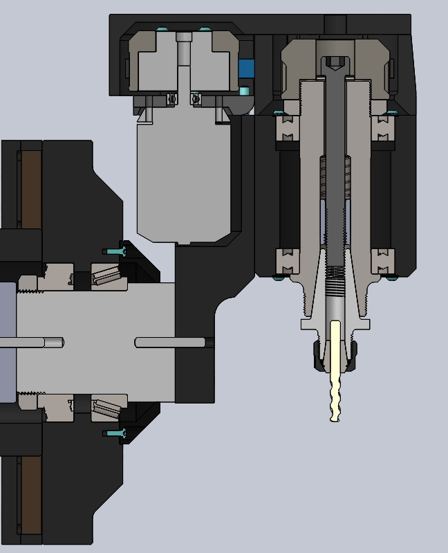Benchtop Machines > 7 Axis Swiss Mill-Turn (DIY) - Page 3