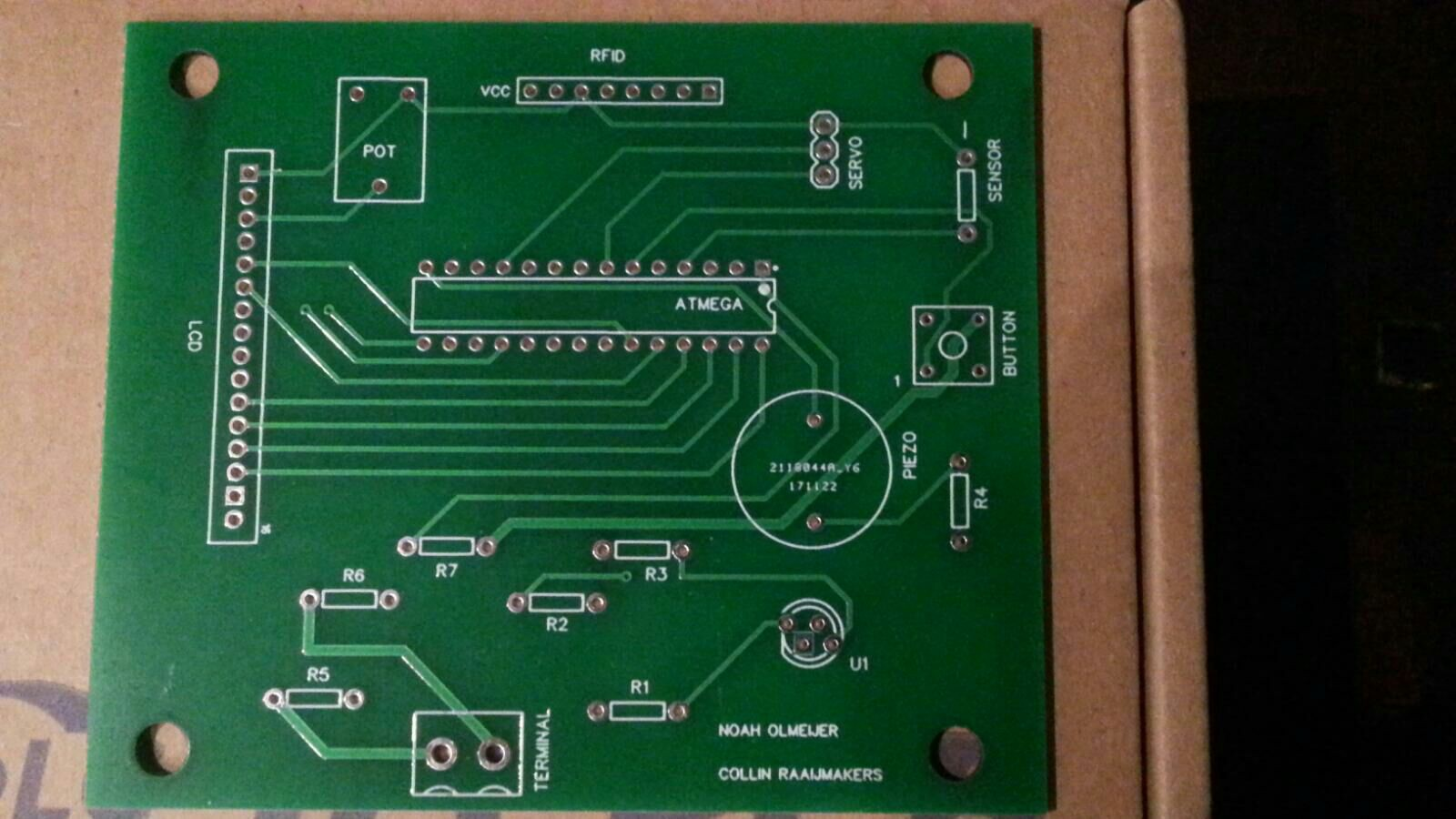 Instructions Convert Your Prototype Circuit Boards Into A Pcb Easy Ways To Etch Board With Pictures I Really Like The Way How Make Projects Online Easyeda Designing Schematic Converting It And Manufacturing Is