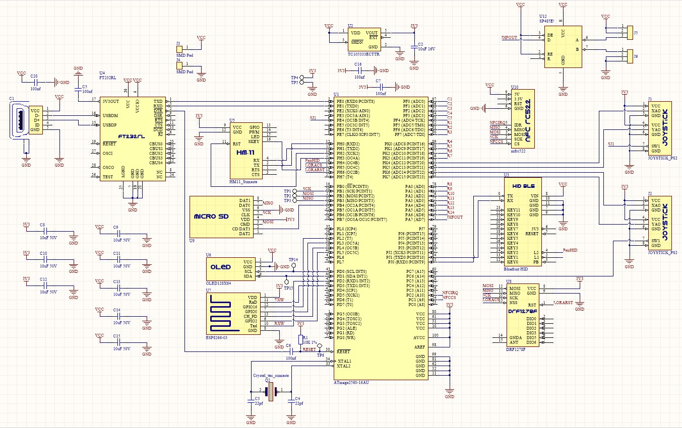 The Fsociety Keyboard Ic Bus Crossing Arm Wiring Diagram Detail Complete Of System All Standard Communication Are Occupied Although There Still Some Free Pins For Additional