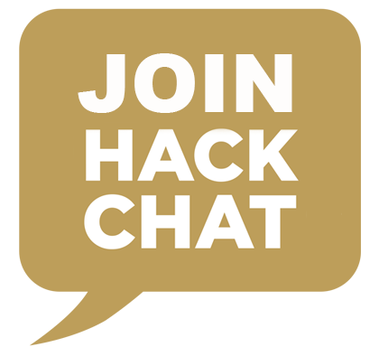 Join Hack Chat