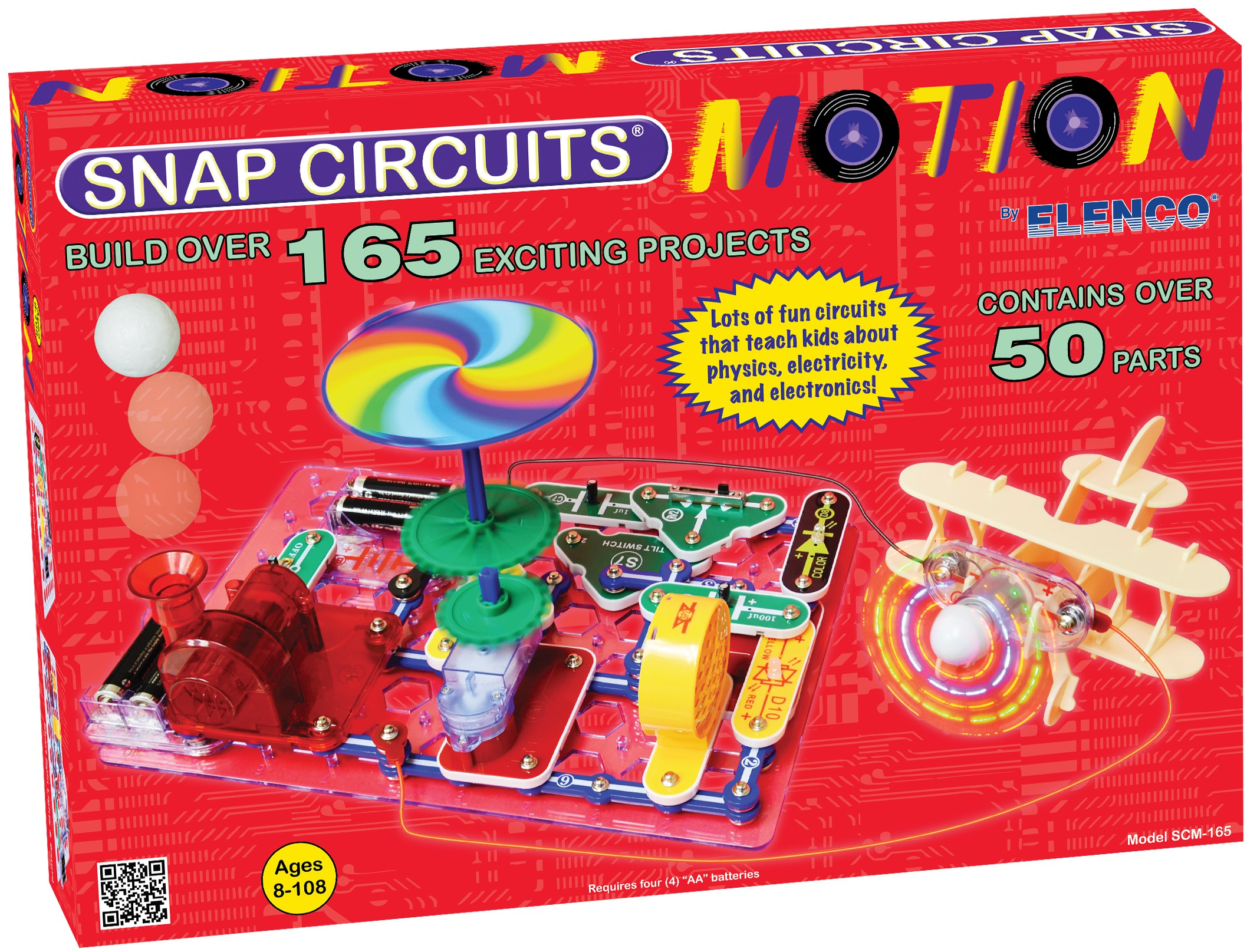 An experiment to combine lego and snap circuits for Motor age training connect
