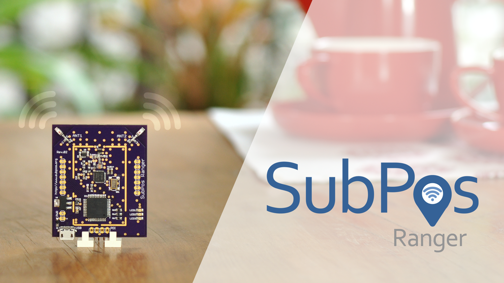 SubPos Positioning System   Hackaday io