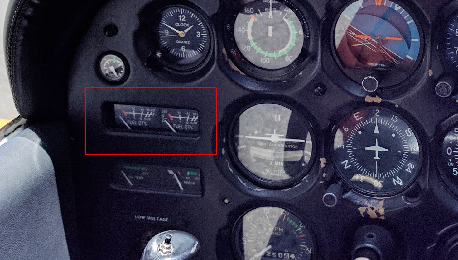 Fuel management in light aircraft: why use time? | Details