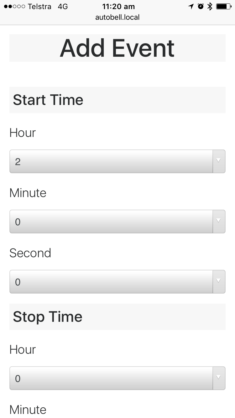 Project   Tick Tock Timer   Hackaday io