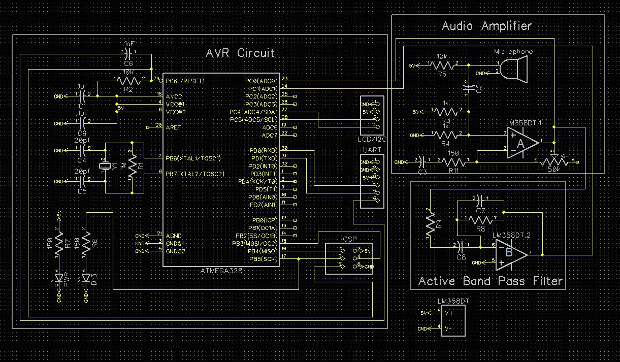 Project Hypersonic Vs 10 A Sonic Interface Platform Active Band Pass Filter Circuit Diagram Pcb Order