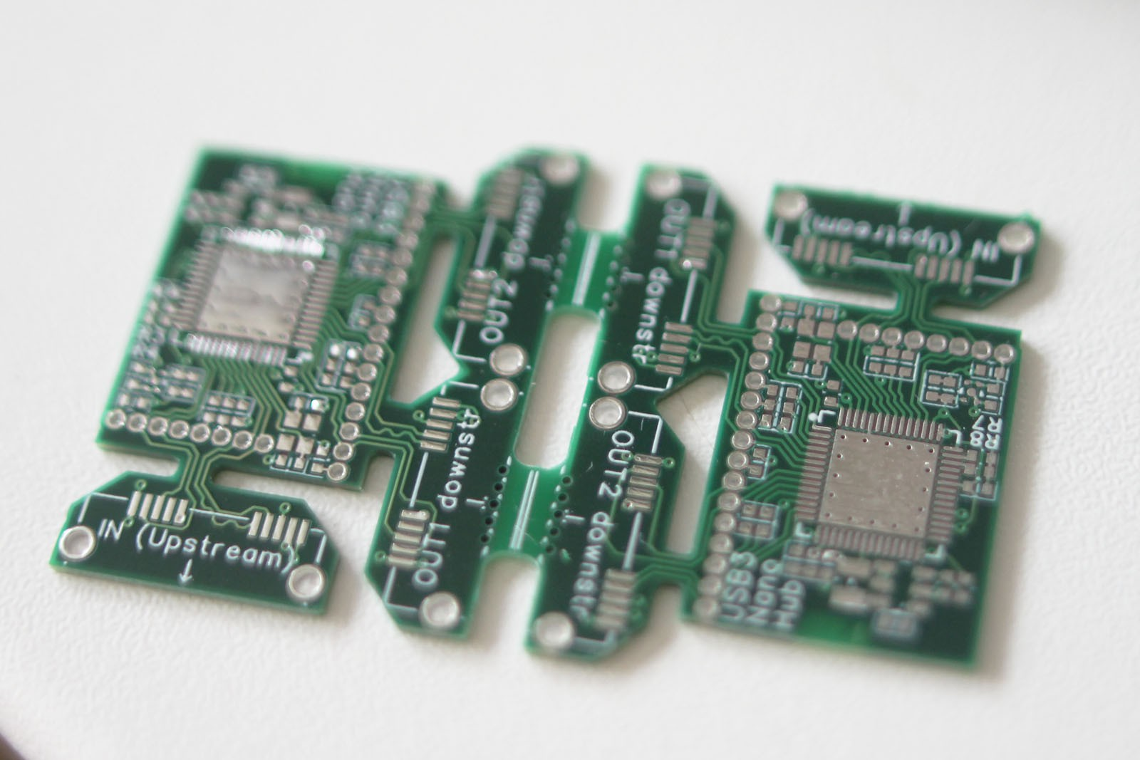 Nanohub Tiny Usb 20 And 30 Hubs Splitter Schematic 31 Rev1 Boards Are In