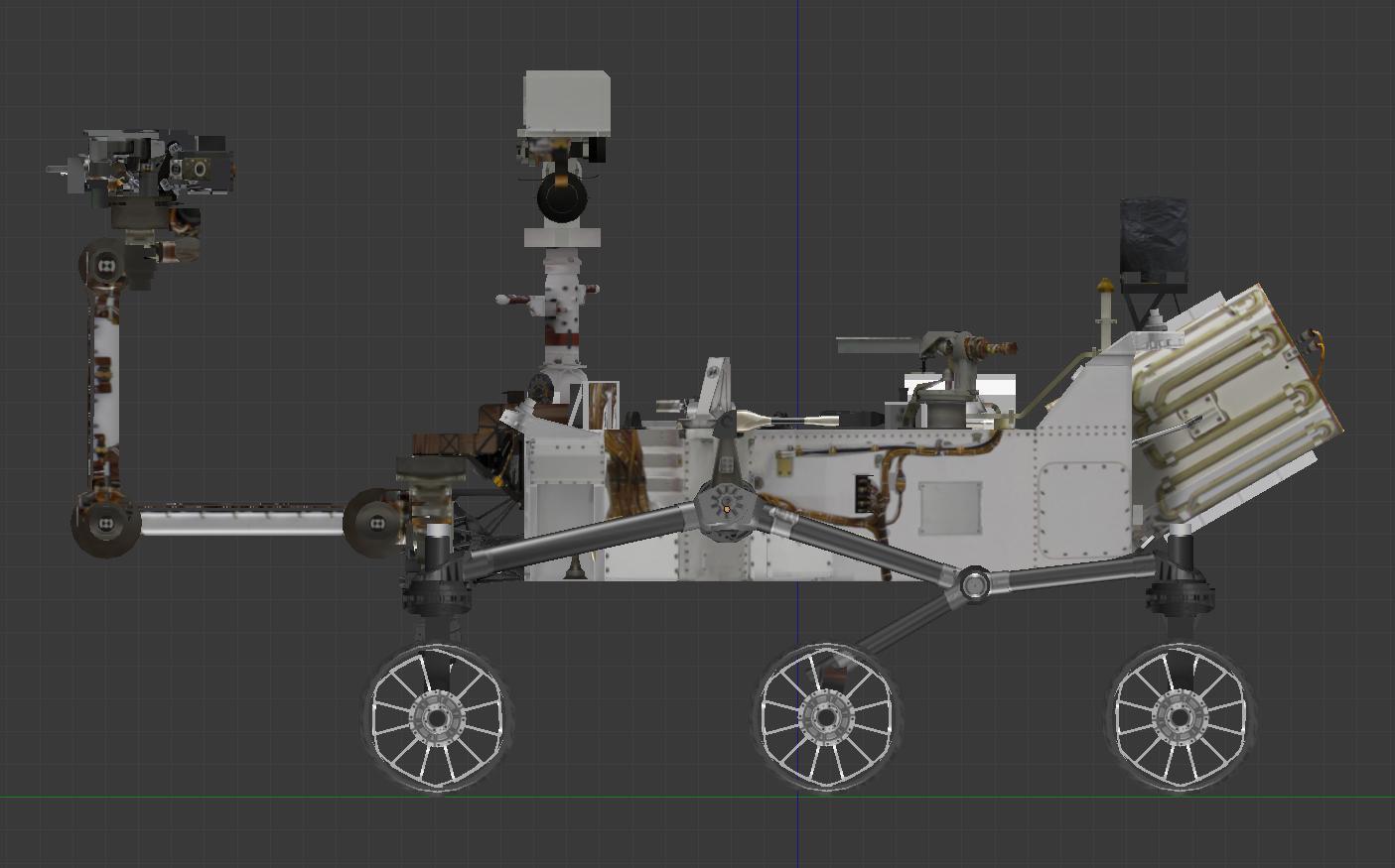 Sawppy the Rover   Hackaday io