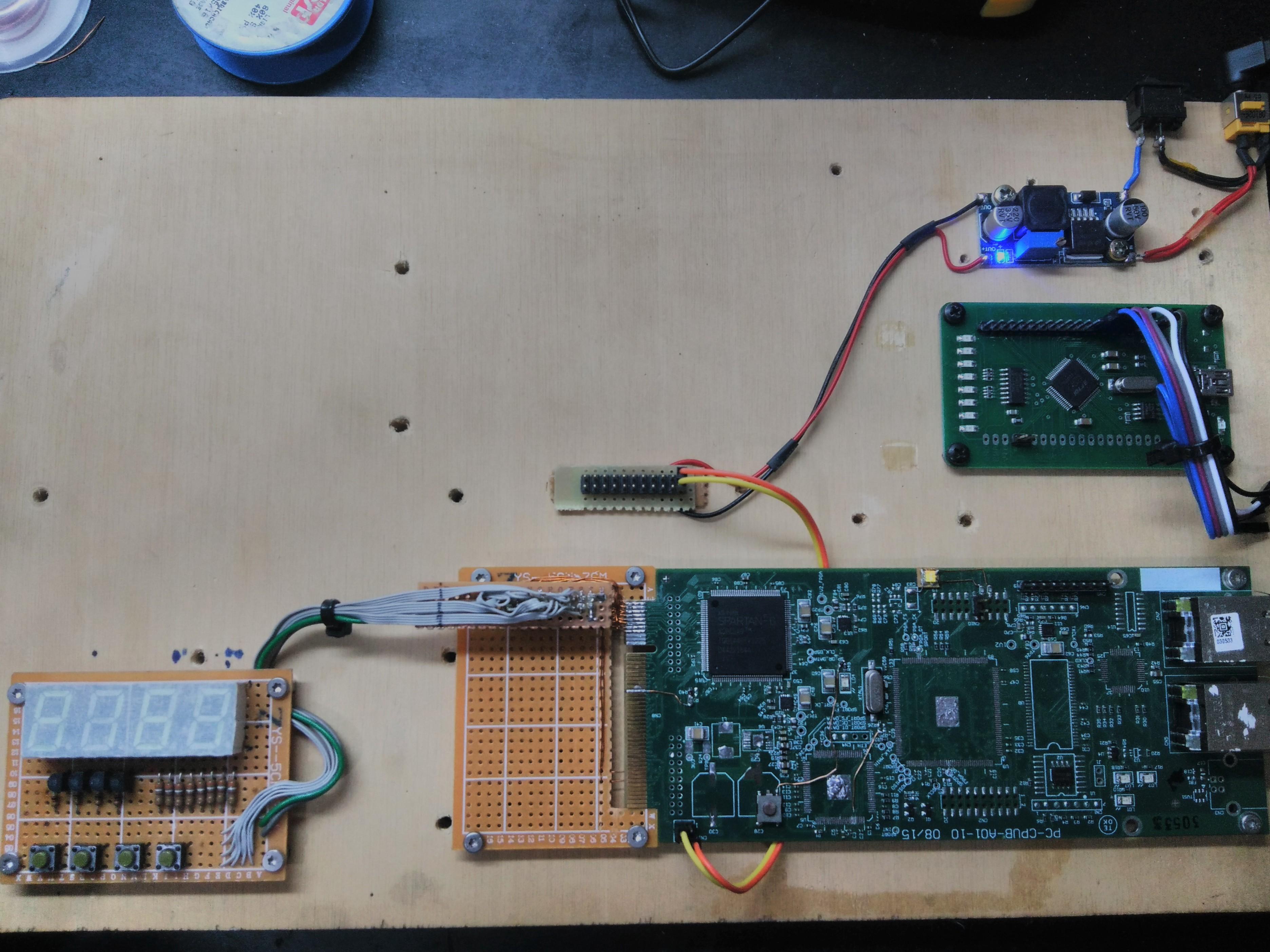 DIY FPGA Dev Board   Hackaday io