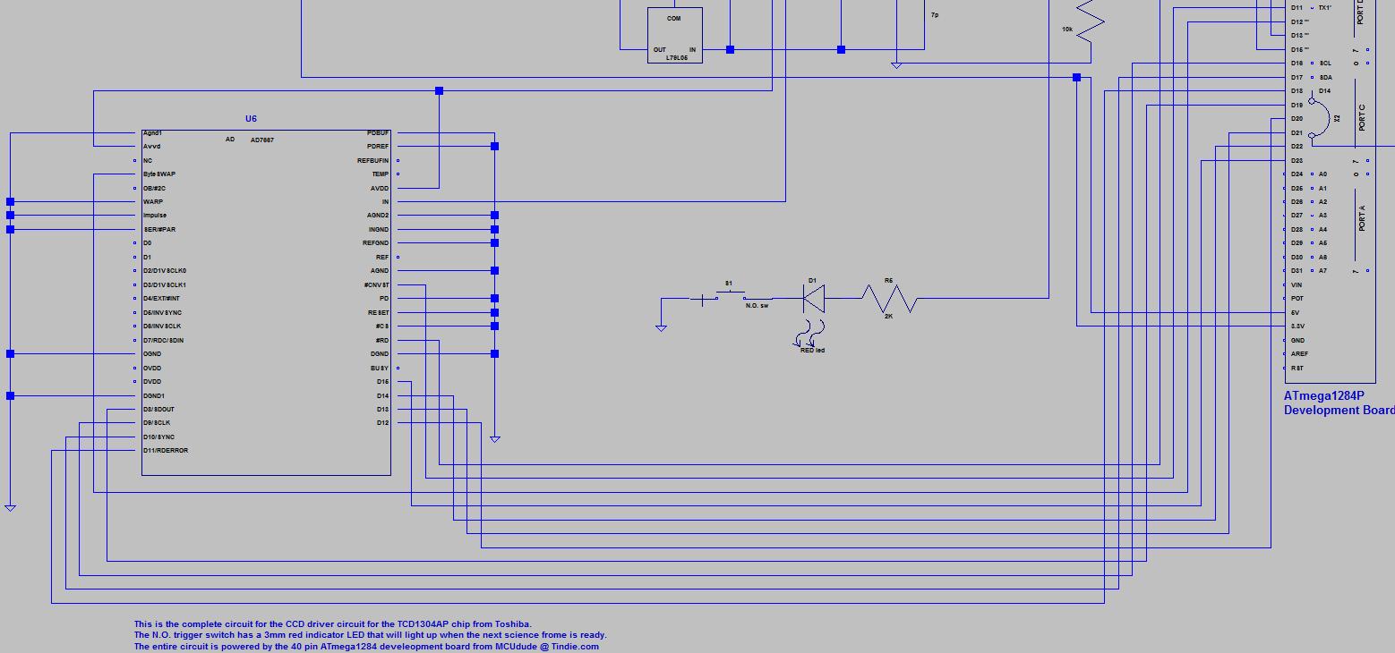 Project | DAV5 V3.01 Raman Spectrometer | Hackaday.io