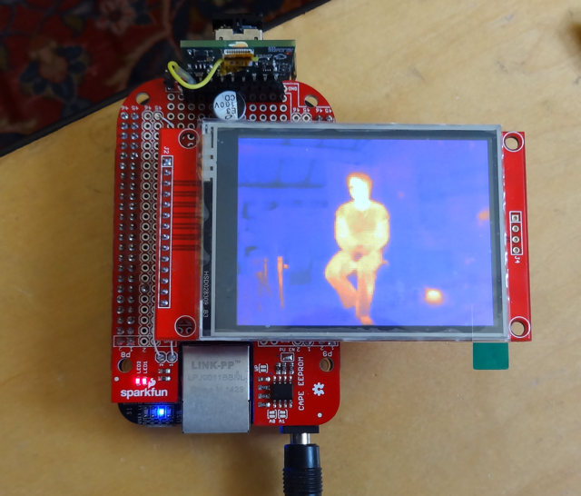 Finally! PRUs in the picture | Details | Hackaday io