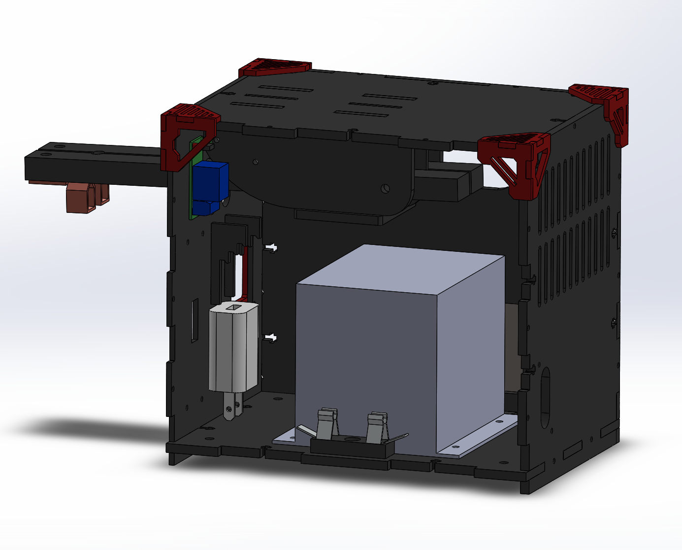 DIY Spot Welder for Creating Battery Packs | Hackaday io