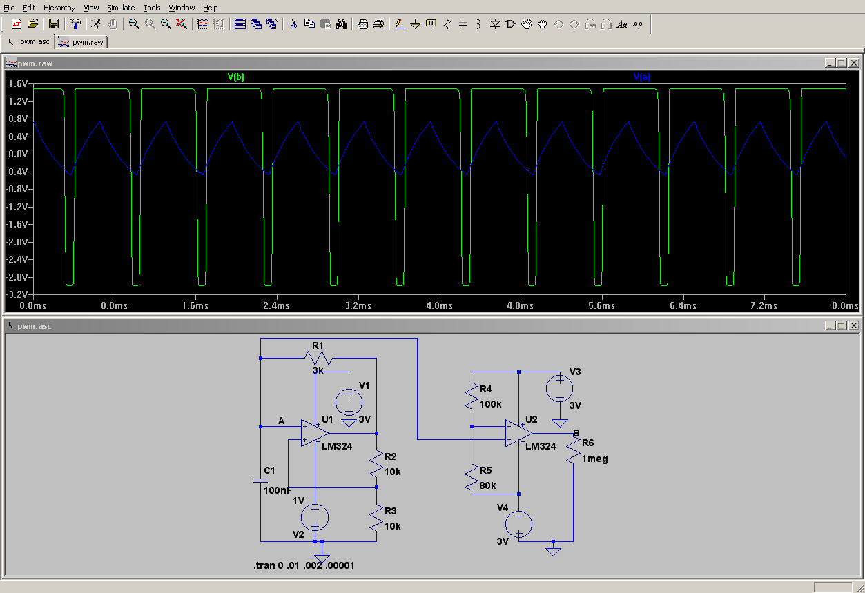Lion Mclionheads Pages Opamp Monostable And The Circuit Worthless In Any Practical Sense But Nifty Maybe Useful If You Have Absolutely No Microcontroller Lieu Of A Bag Lm324s 1 Op Amp Generates