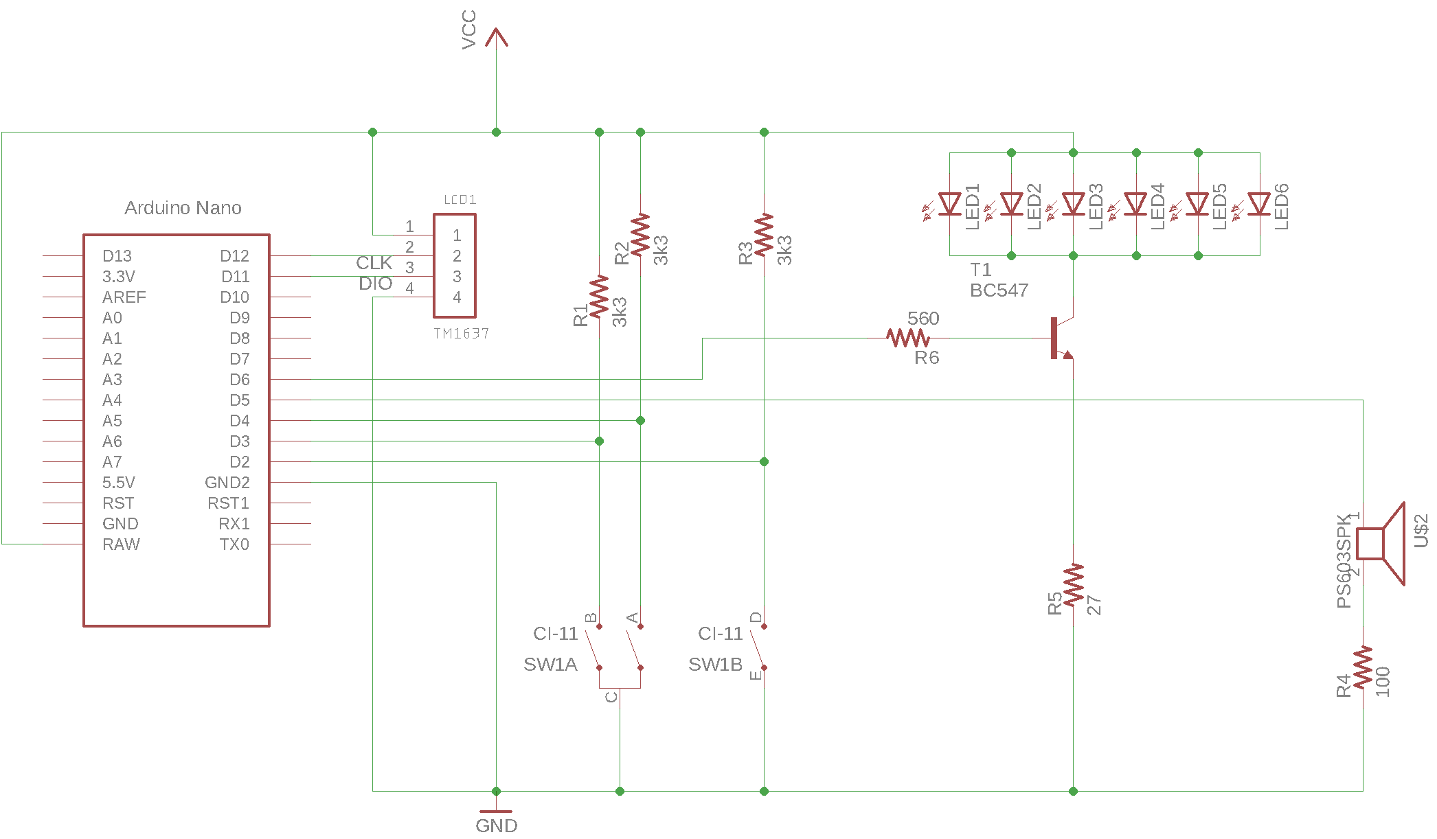 A Microwave Interface For The Duktig Kids Kitchen 4 2 Encoder Logic Diagram So Switch Is Wired To Gpio Pin 3 And B