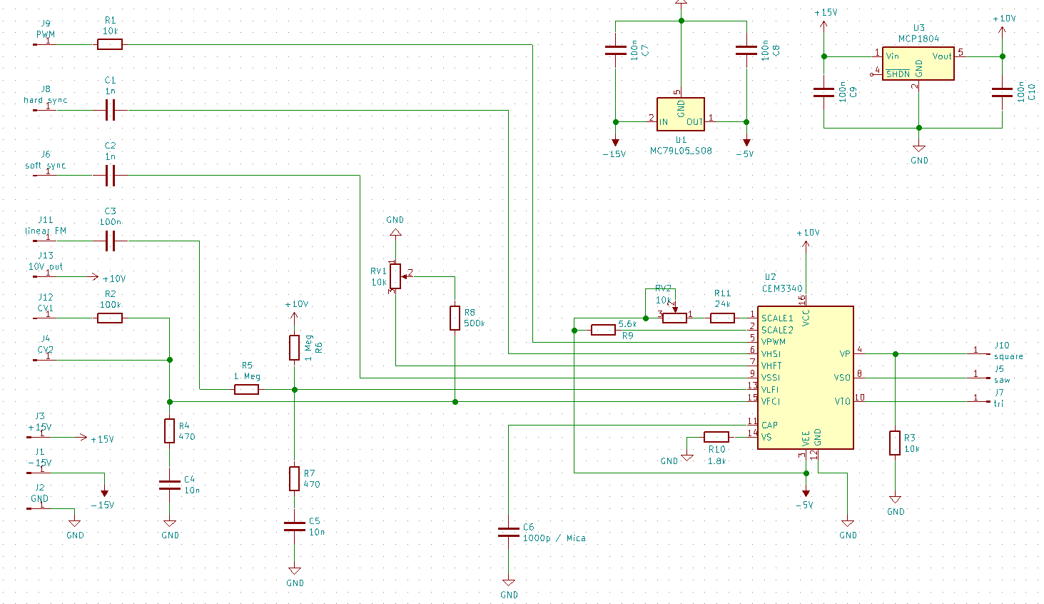 Transistor Replacement For Vco Page 1 Fish Simple Foil Circuits Series And Parallel Schematics Circuit Diagram Https Cdnhackadayio Images 1641441535289908627