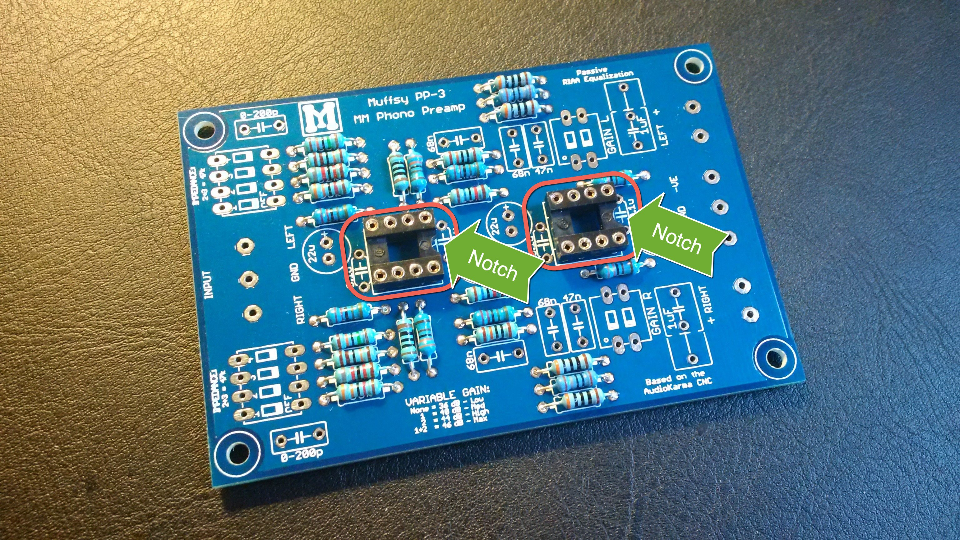 Instructions Muffsy Phono Preamp Pp 3 Diy Pcb How To Create Your Printed Circuit Board O Hackadayio Click On The Pictures For High Resolution Versions