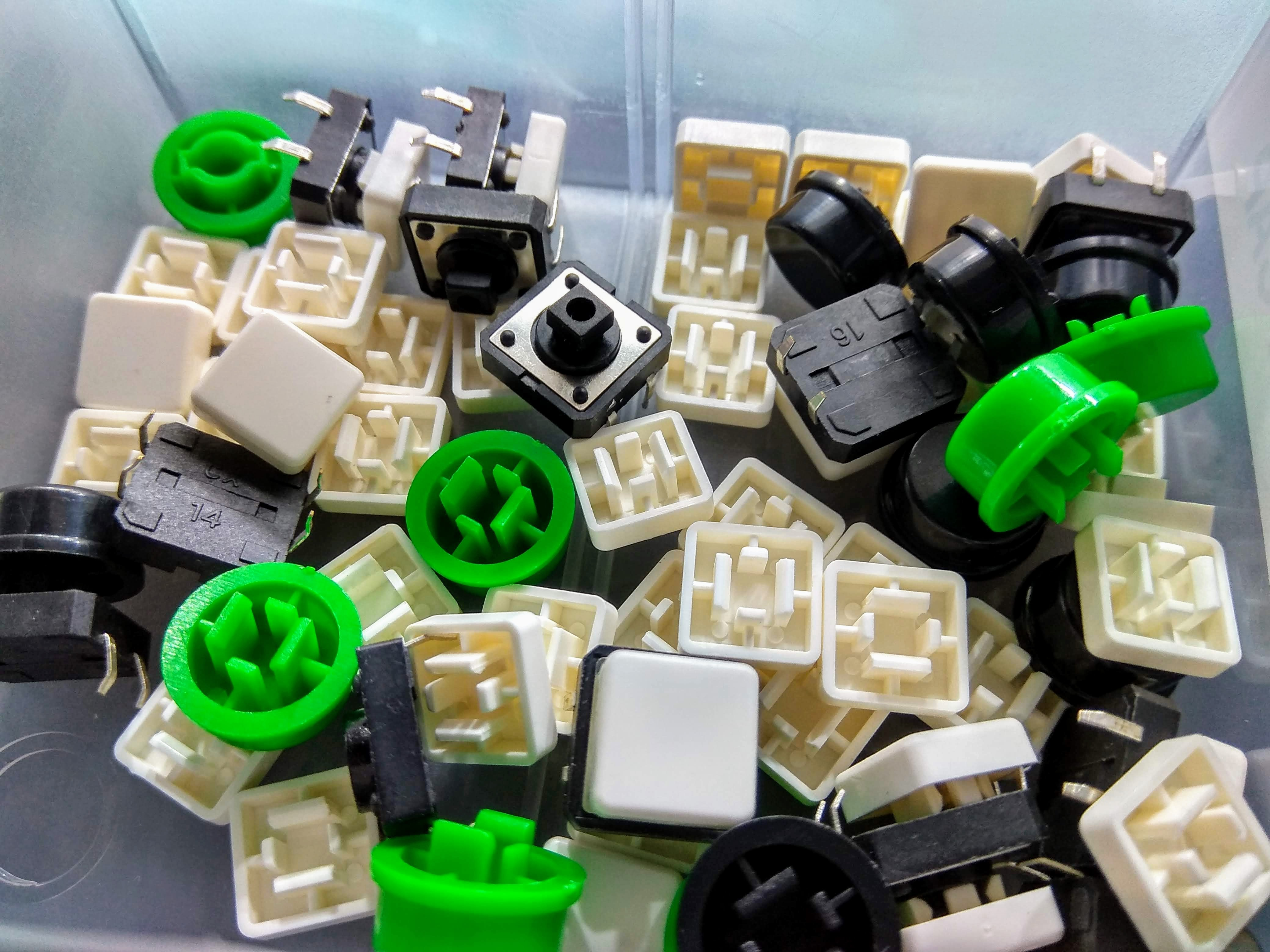 The hex keypad   Details   Hackaday io