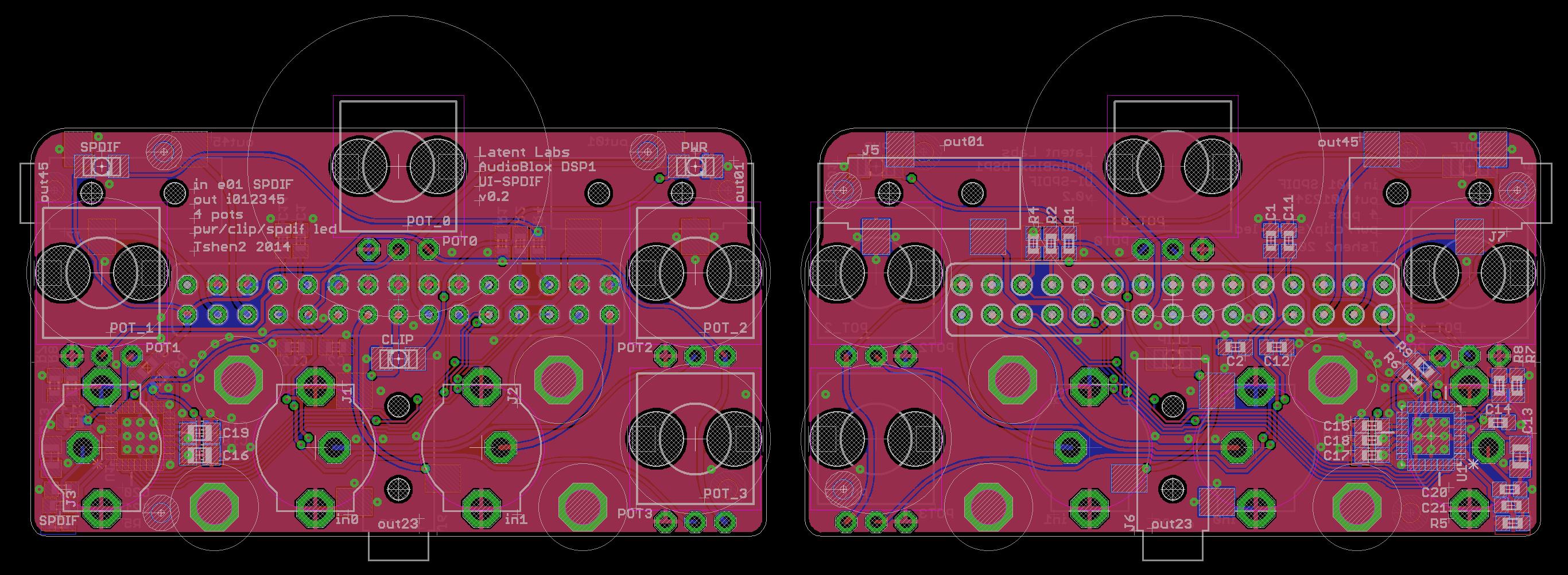 DSP 01: hi-fi audio signal processor | Hackaday io