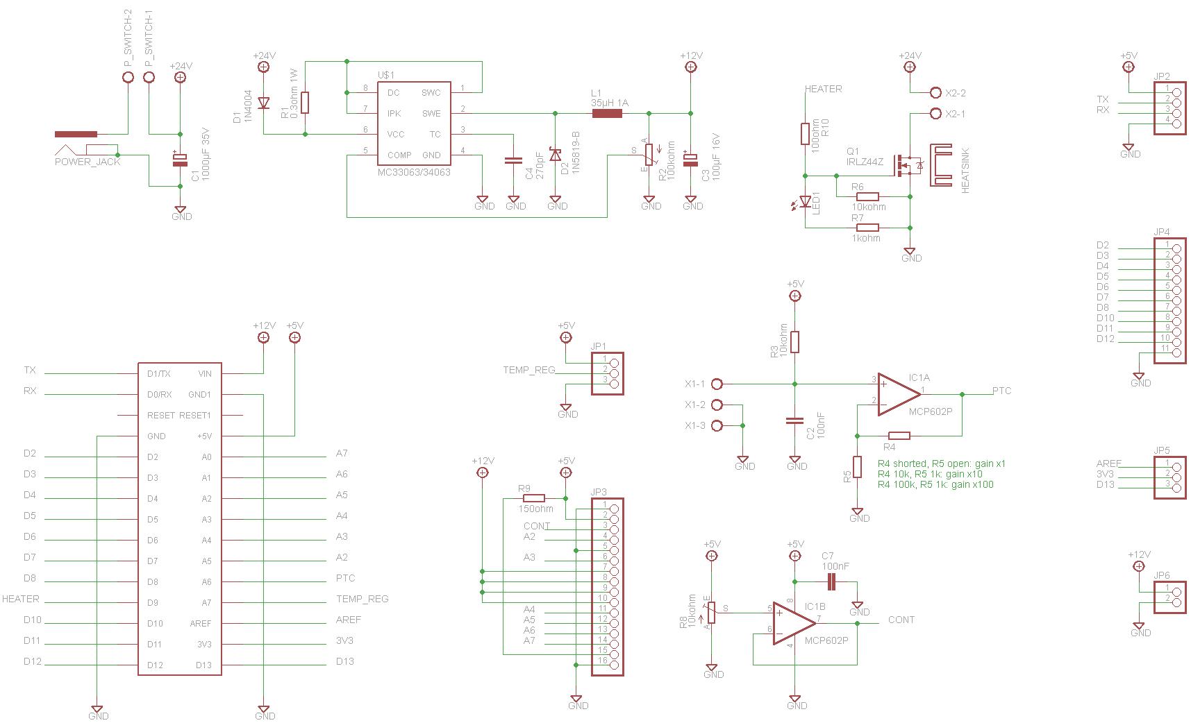 hakko 907 based soldering station