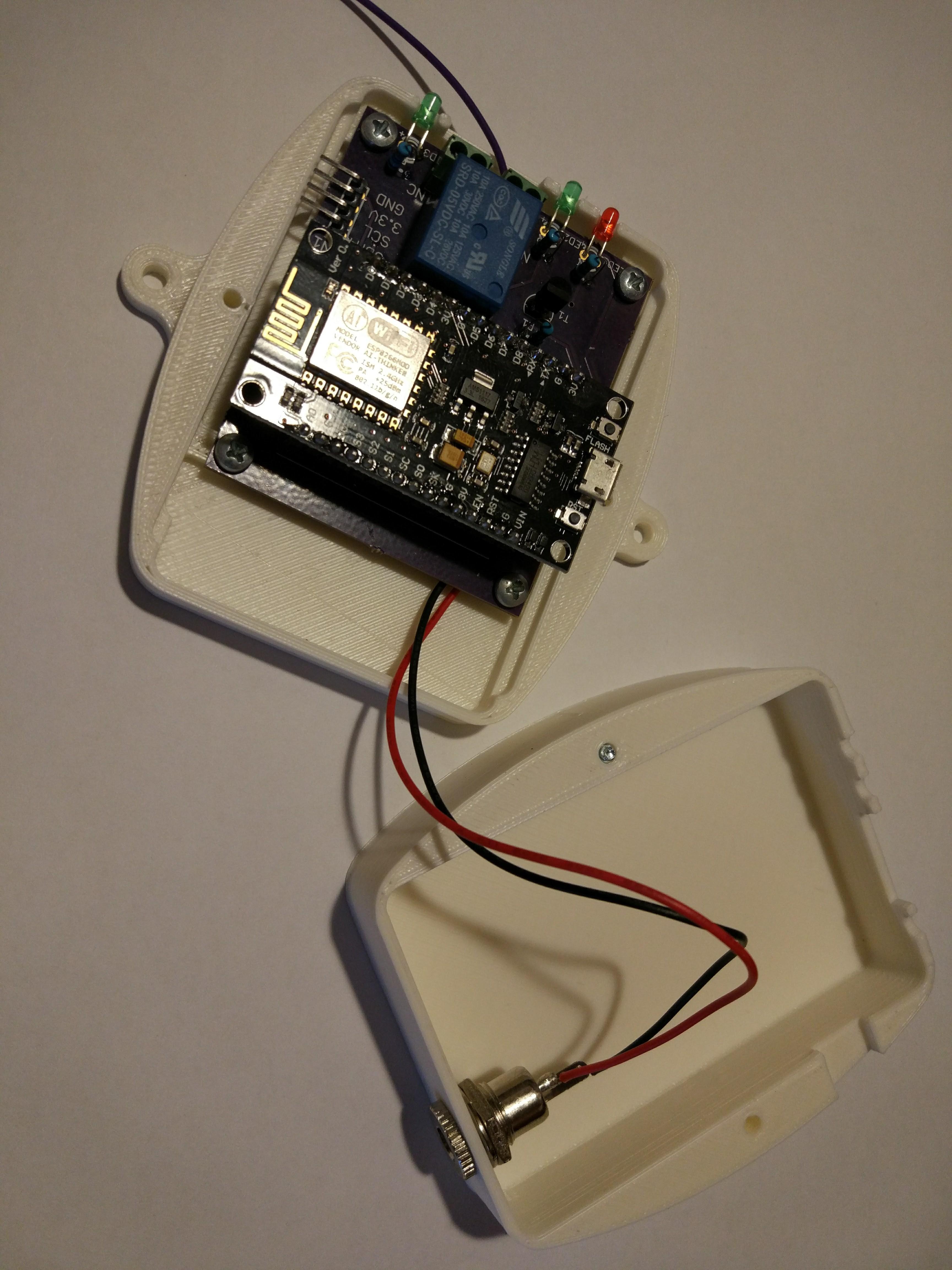 Project | IOT plant monitor | Hackaday io