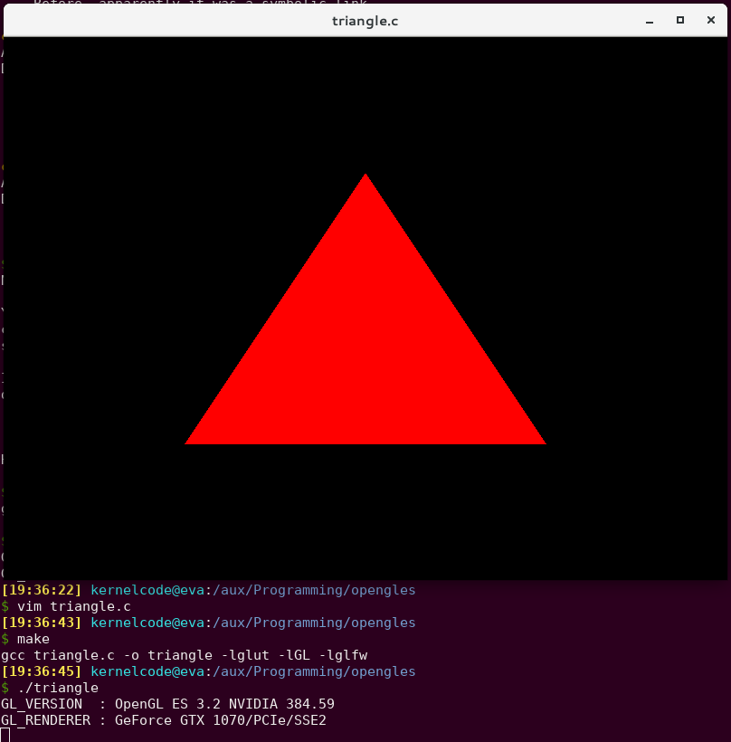 Camera, Open GL ES and distortion models | Details | Hackaday io