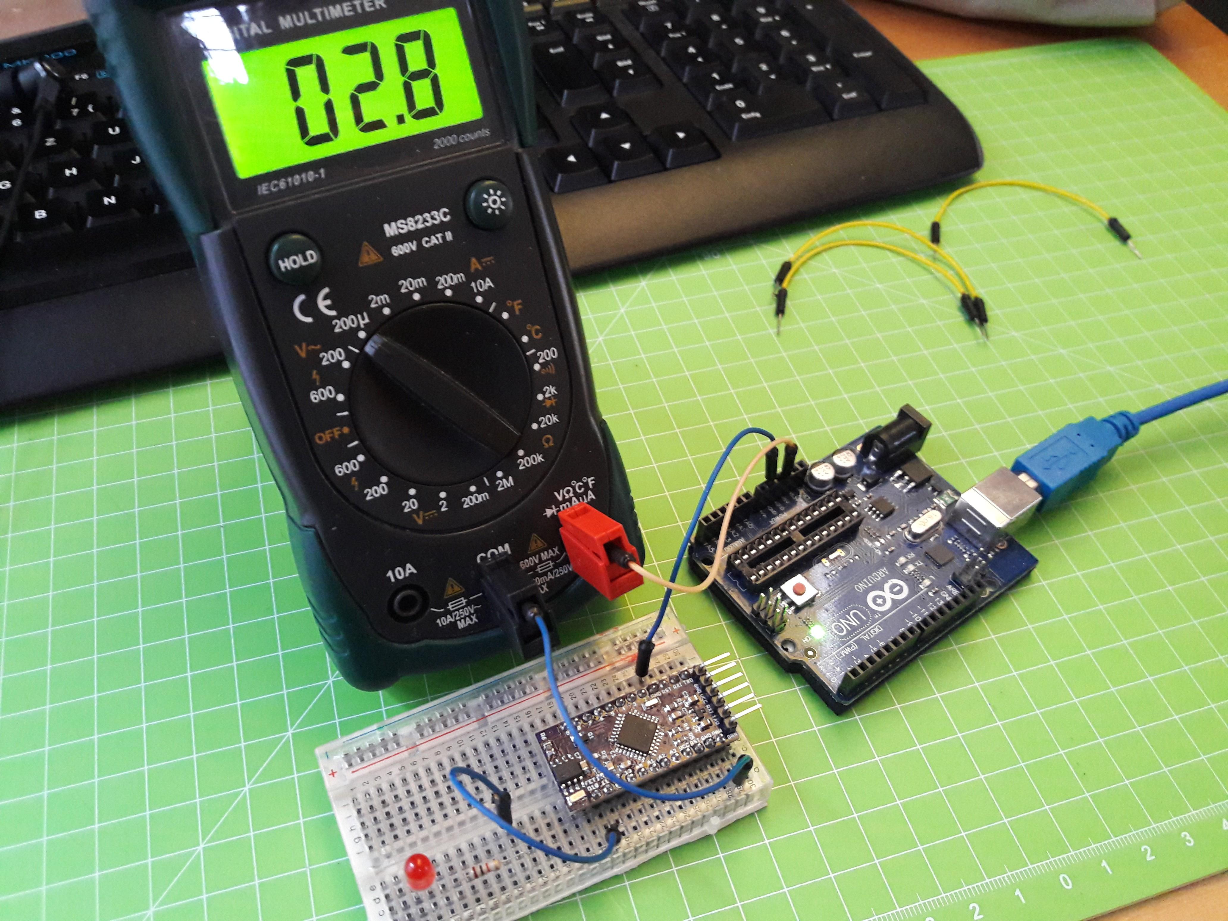 LP Mini - Low Power Dev Board | Hackaday io