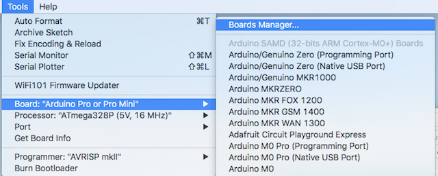 RTL8710 easy programming by Arduino IDE | Hackaday io