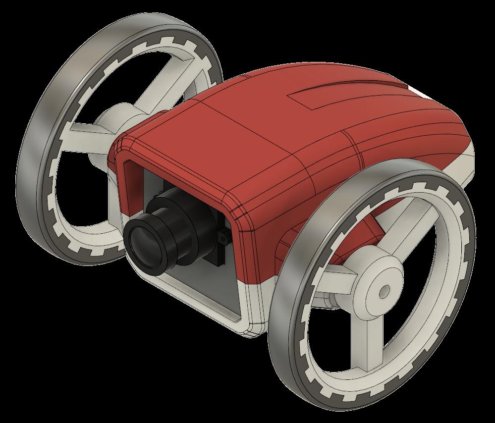 ESP32 WiFi Robot | Hackaday io
