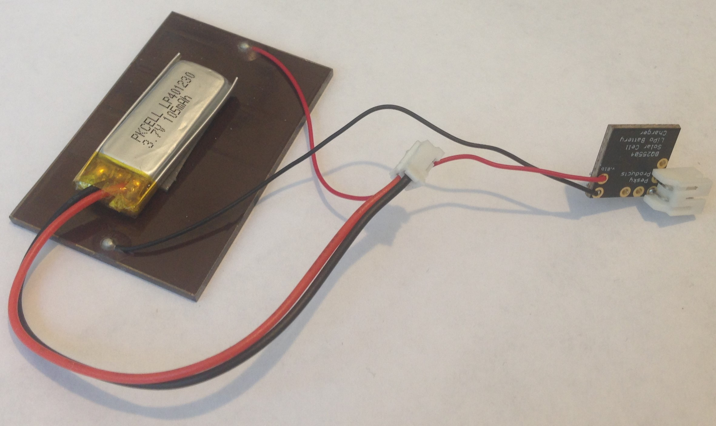 Ultra Low Power Lipo Charger Via Energy Harvesting Solar Battery Protector Prevents Excessive Discharge It Looks Like The Green Led Is Not Working I Have Found A Few Maybe 2 Of Boards This Problem Just My Luck Since Measured 415 V On