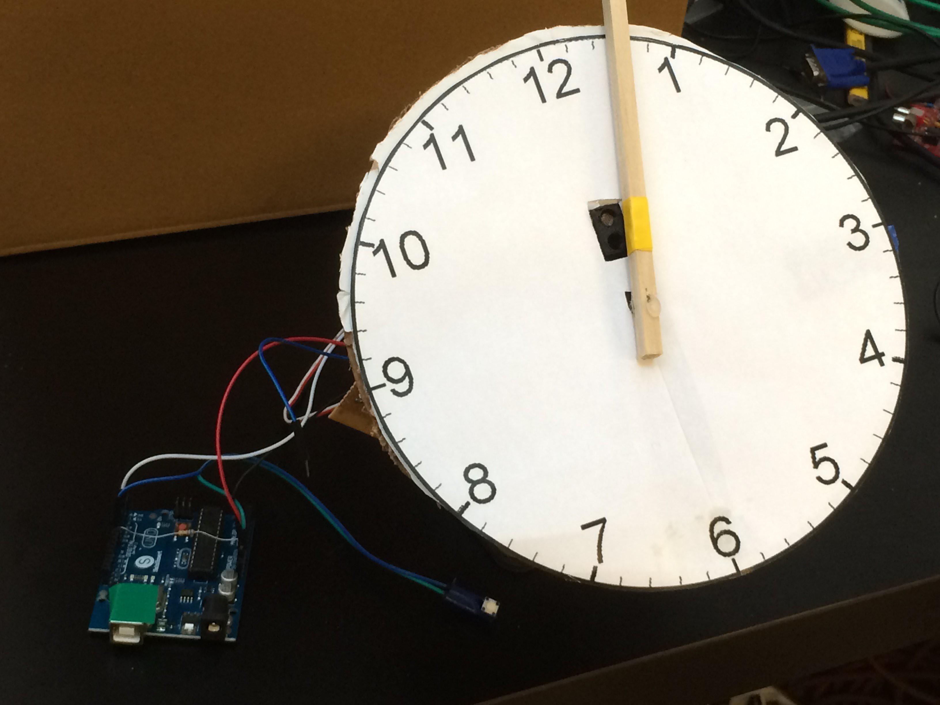 Measuring awareness times | Details | Hackaday io
