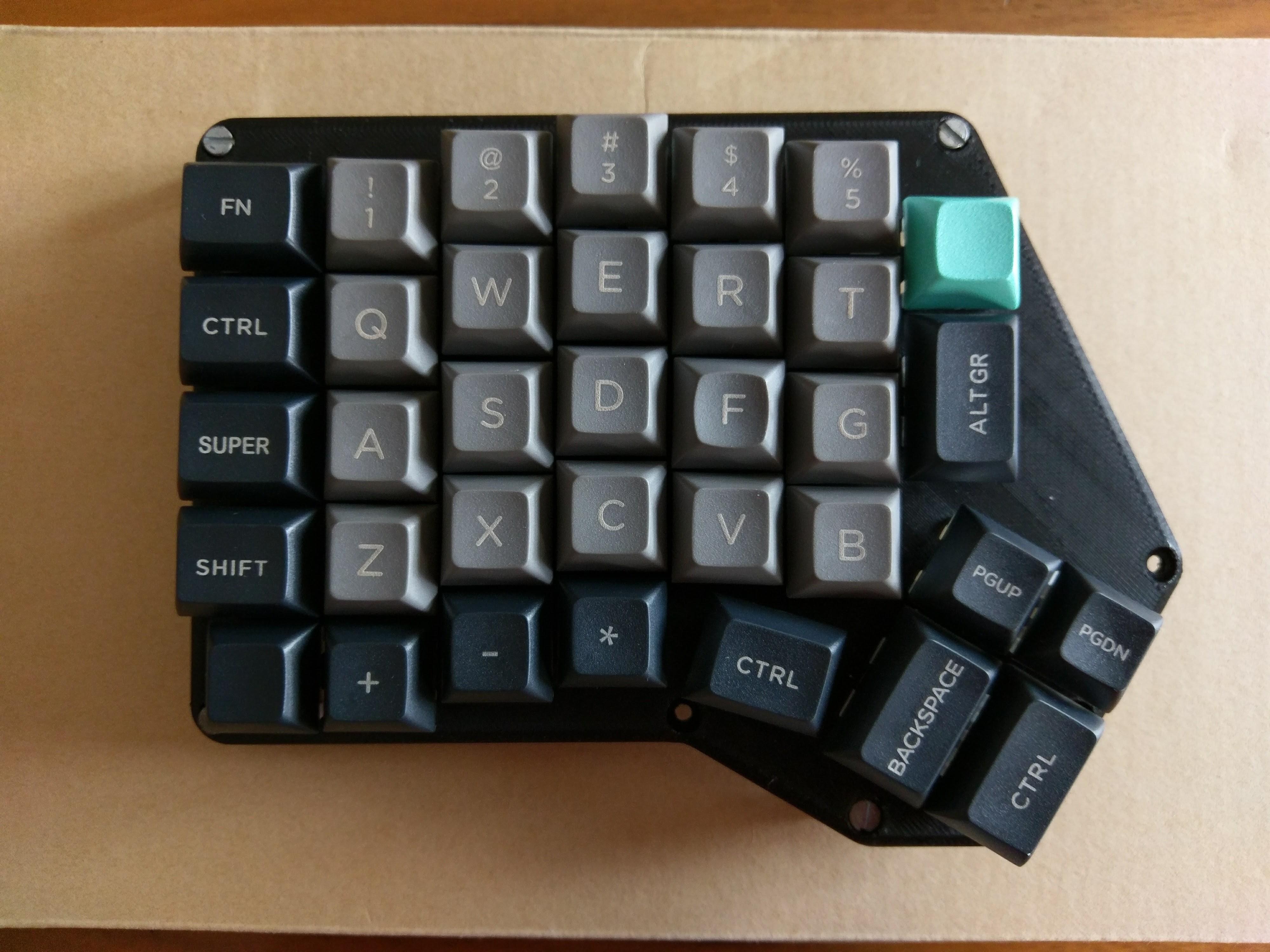 Project | Redox keyboard | Hackaday io