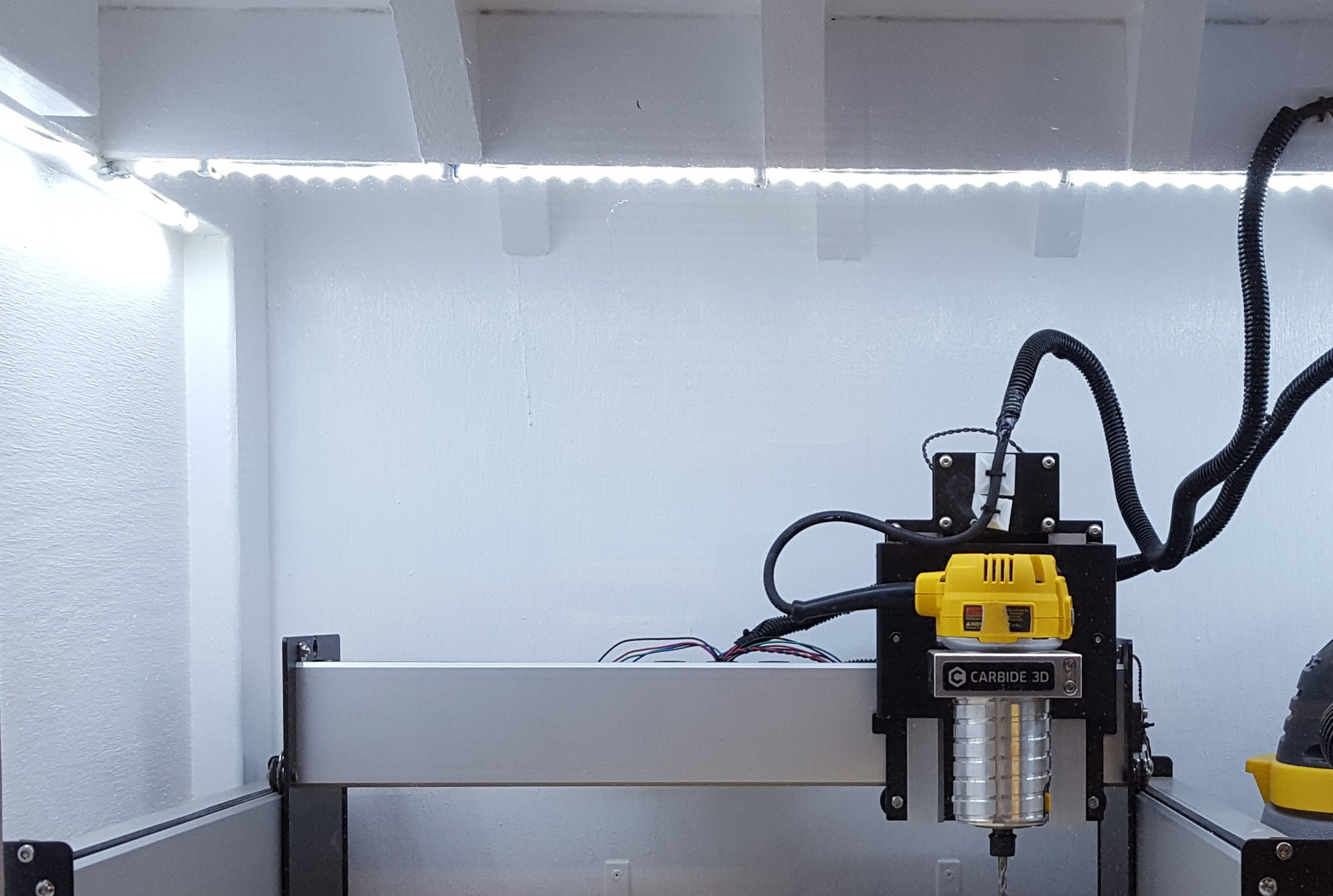 Shapeoko CNC Router Enclosure | Hackaday io