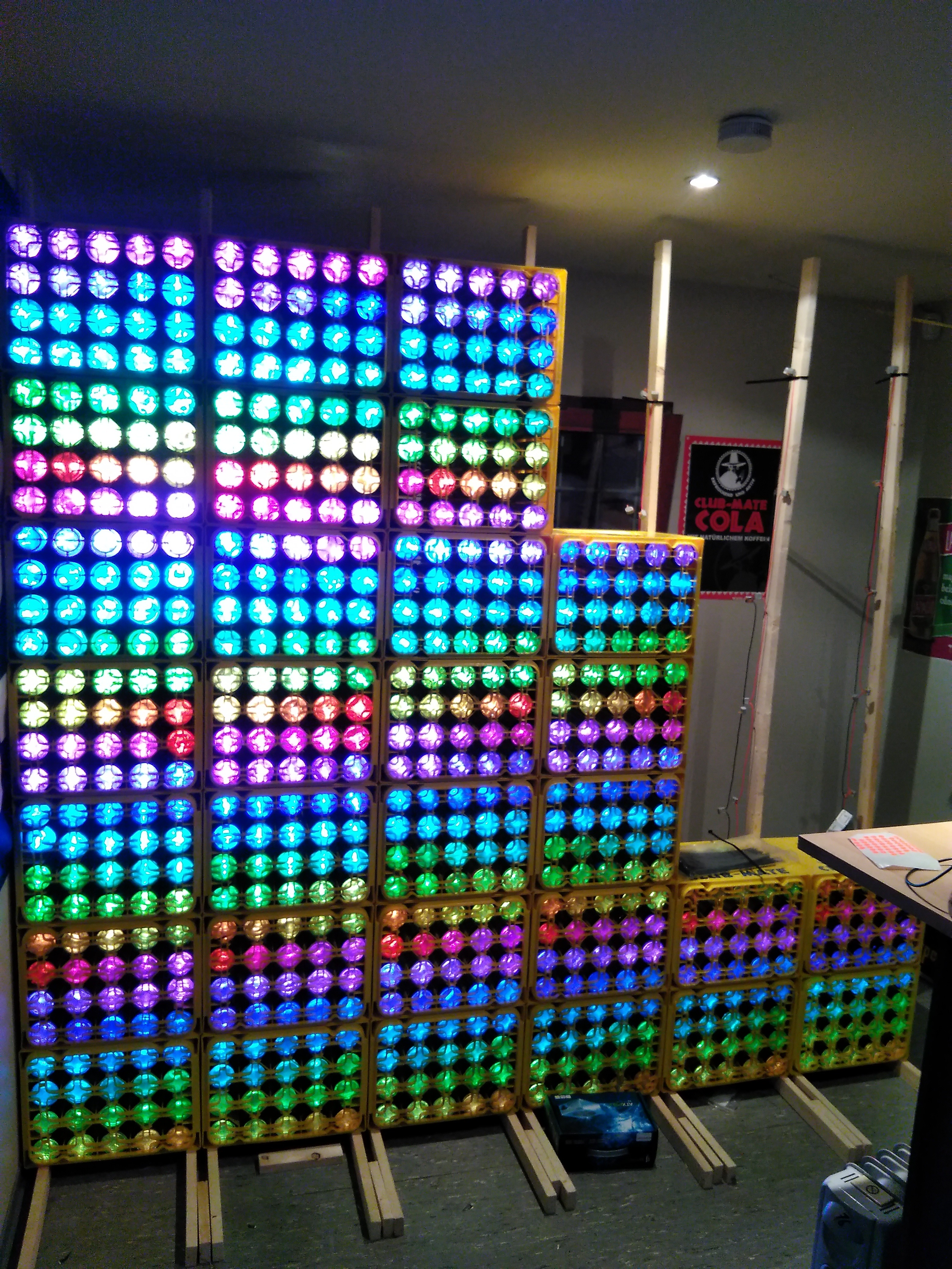 Soda Bottle Display | Hackaday io