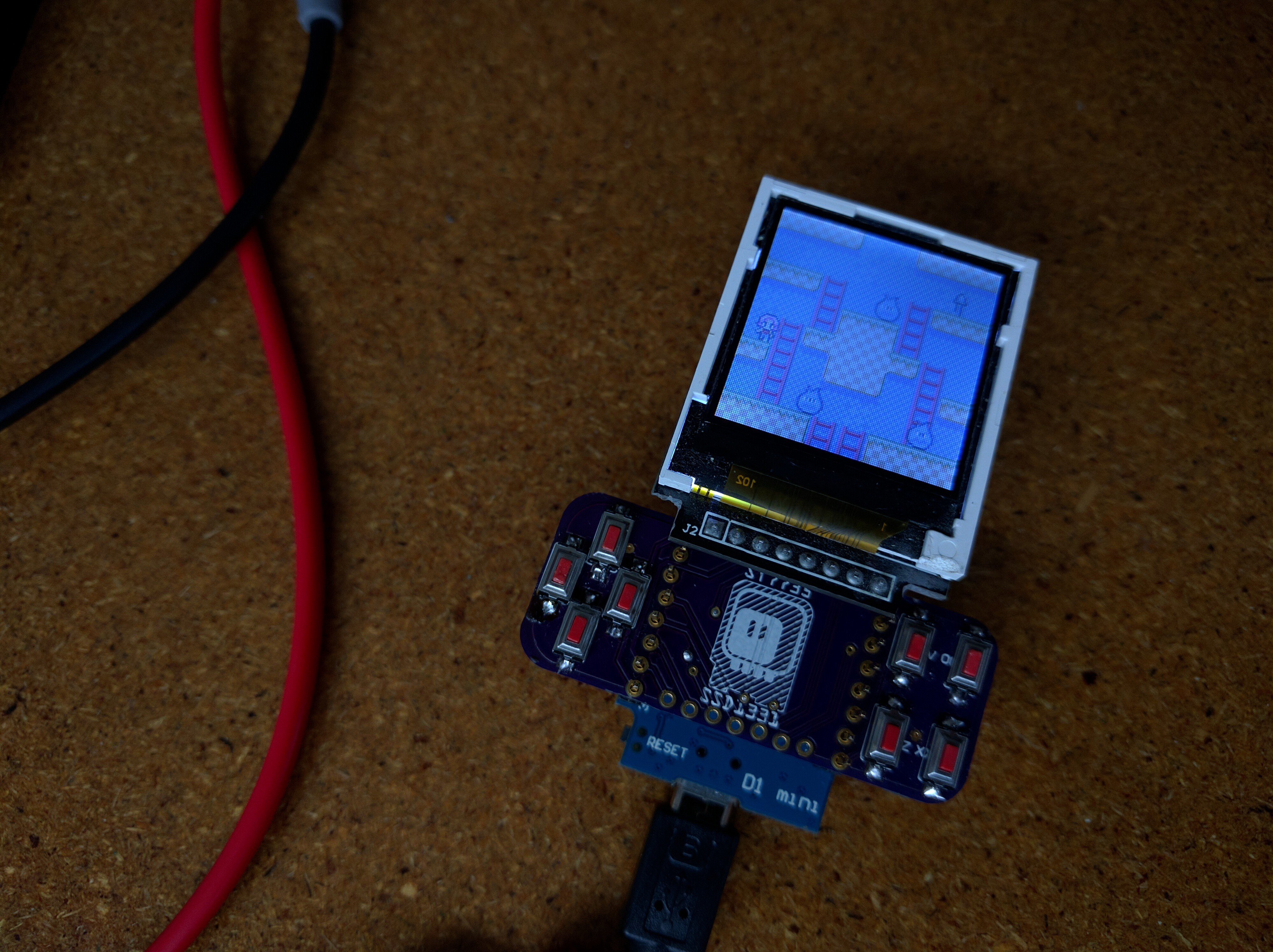 µGame on ESP8266 with MicroPython | Details | Hackaday io