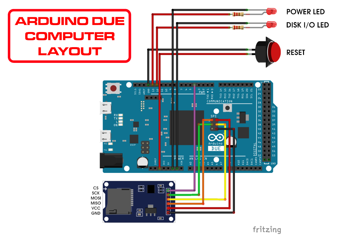 Outstanding Project Arduino Due Cp M Personal Computer Hackaday Io Wiring 101 Bdelwellnesstrialsorg