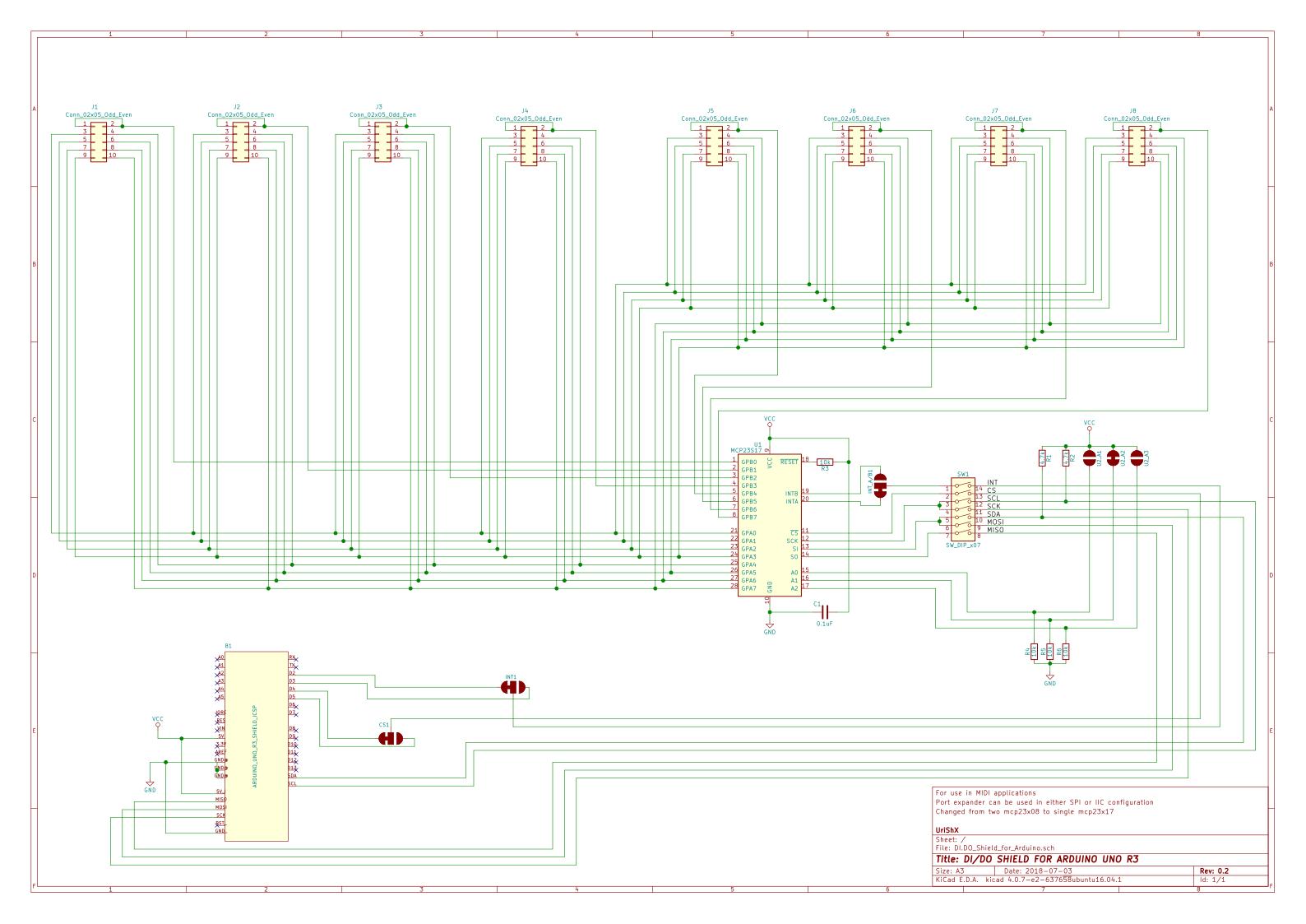 Arduino Blocks for MIDI Controllers   Hackaday io