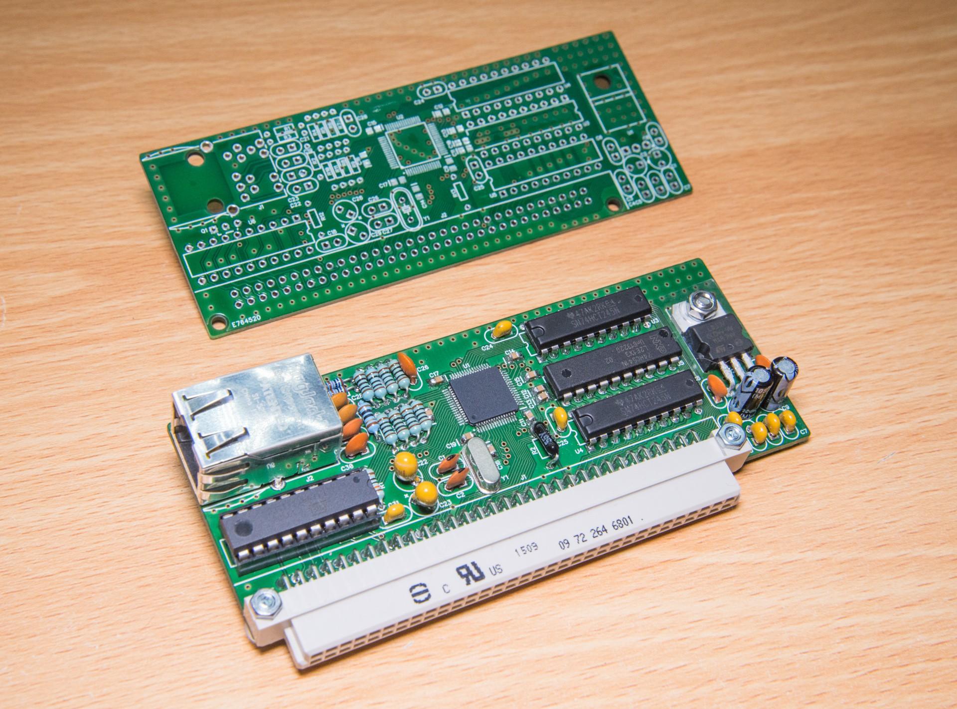 Project   Motorola 68000 computer   Hackaday io