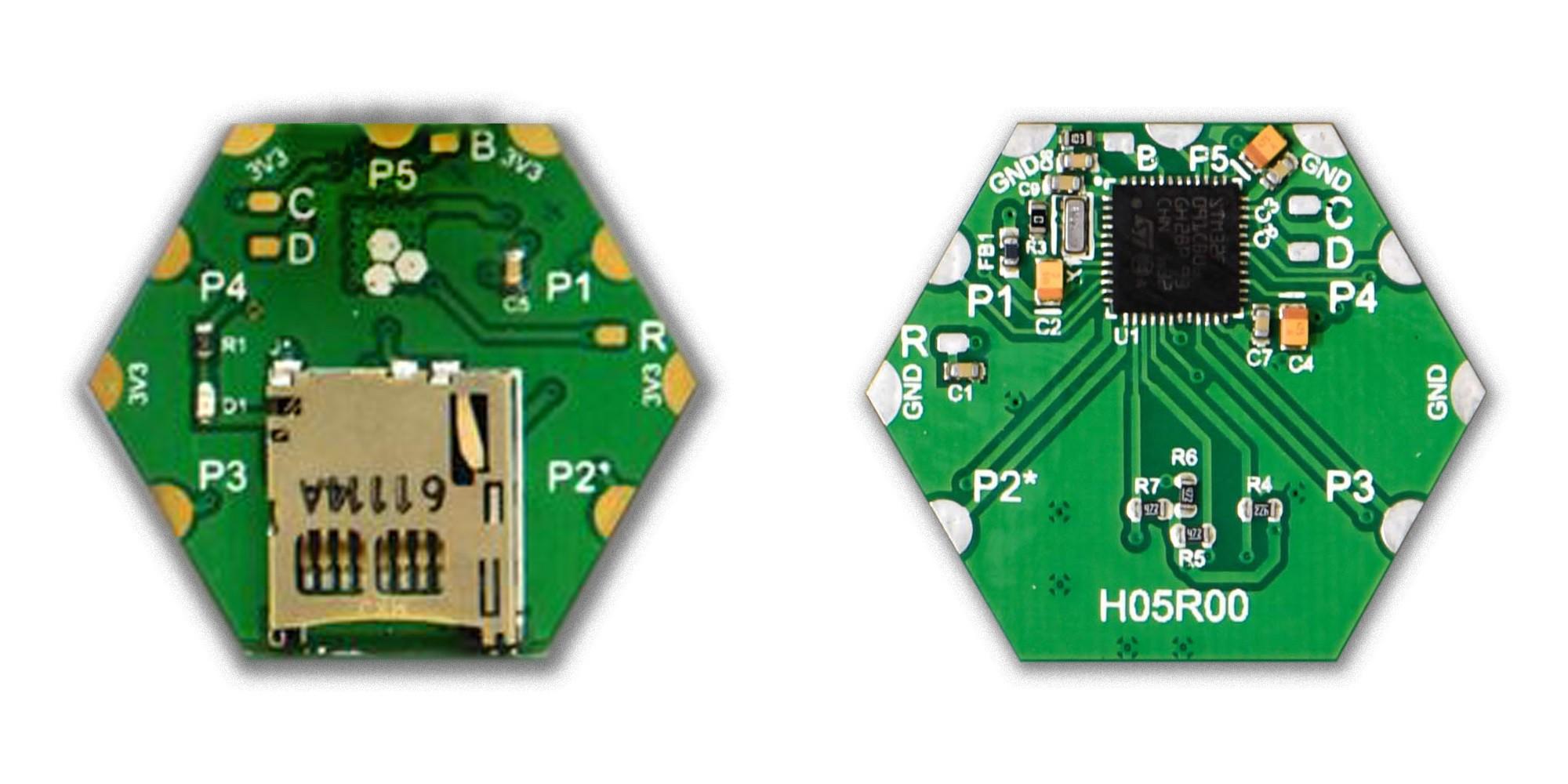 Micro-SD Memory Card Module (H1BR60) | Details | Hackaday io