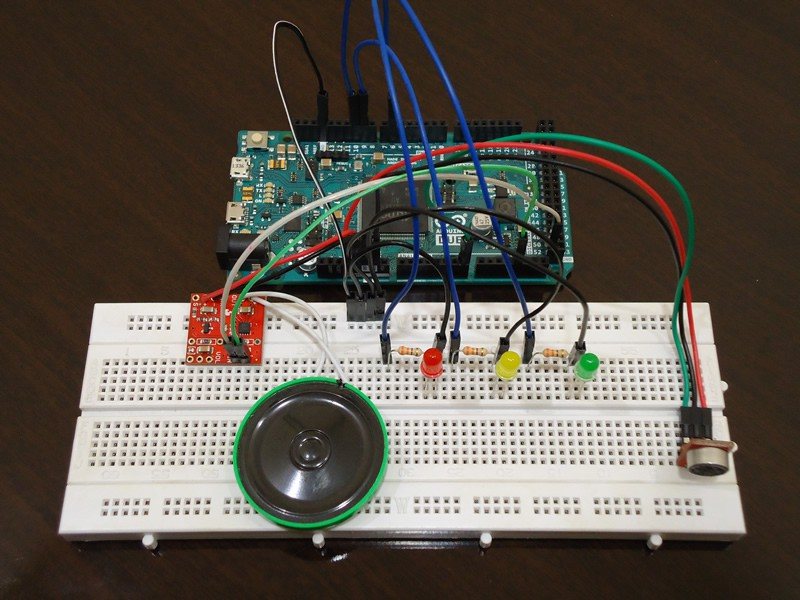 Speech Recognition and Synthesis with Arduino | Hackaday io