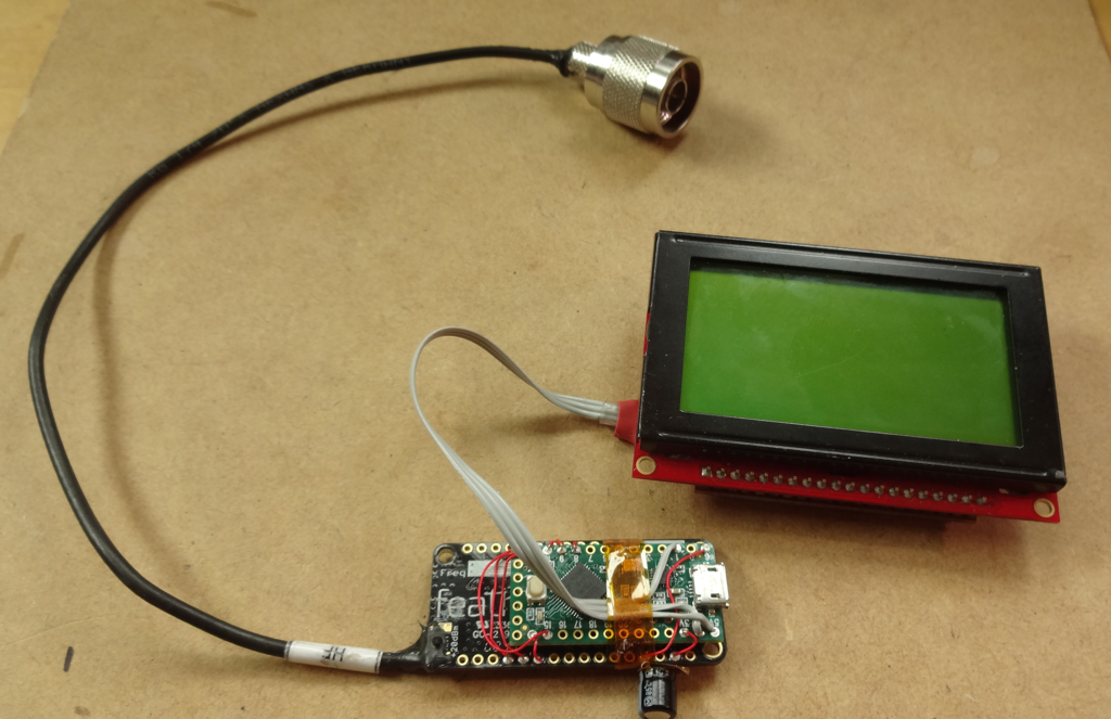 LoRa payload | Details | Hackaday io