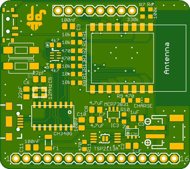 ESP8266 RFid reader | Hackaday io
