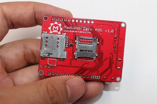 Zero A9G GPS tracker | Hackaday io