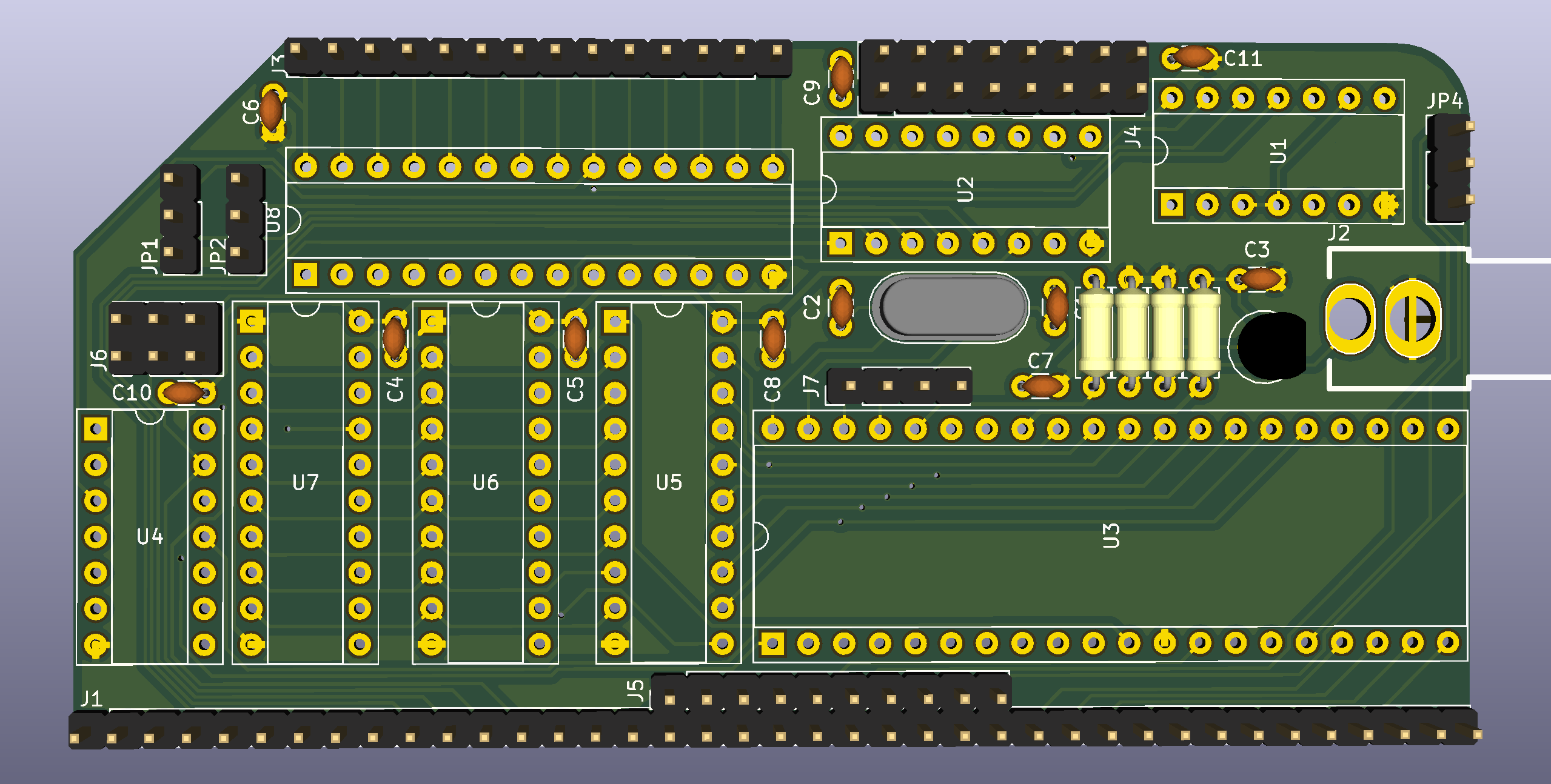 Game Boards for RC2014 | Hackaday io